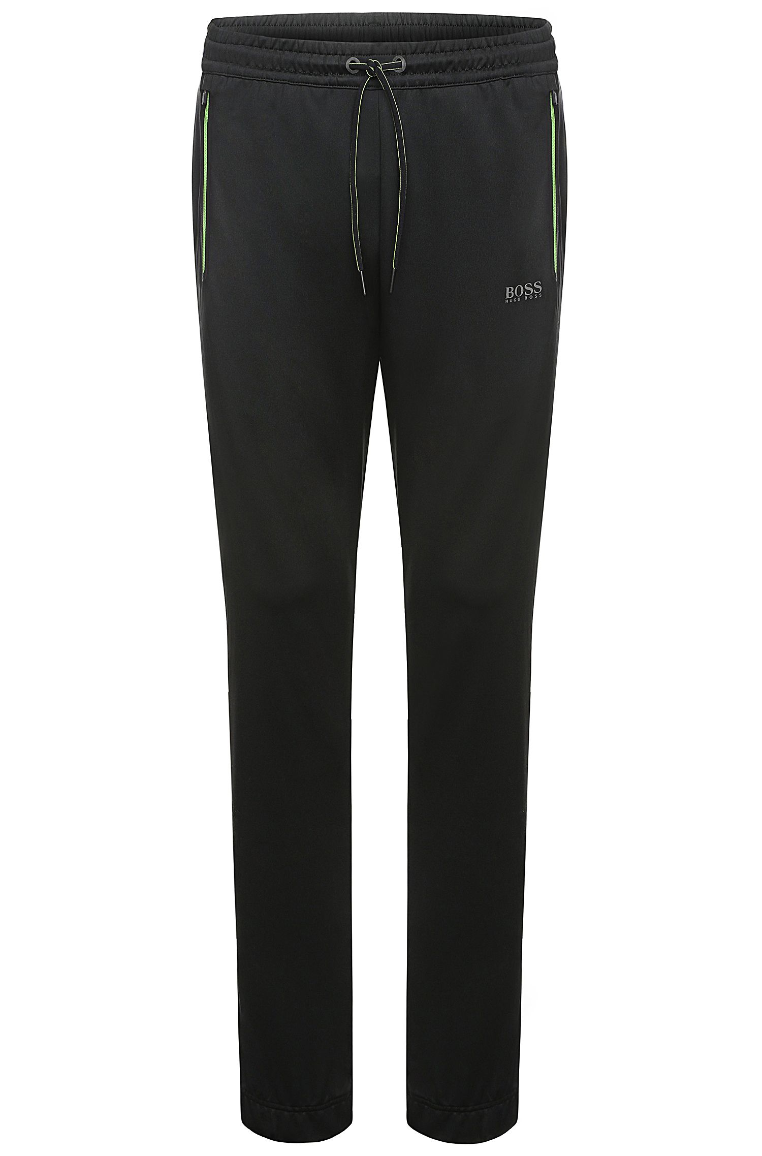 'Horatech' | Stretch Drawstring Track Pants