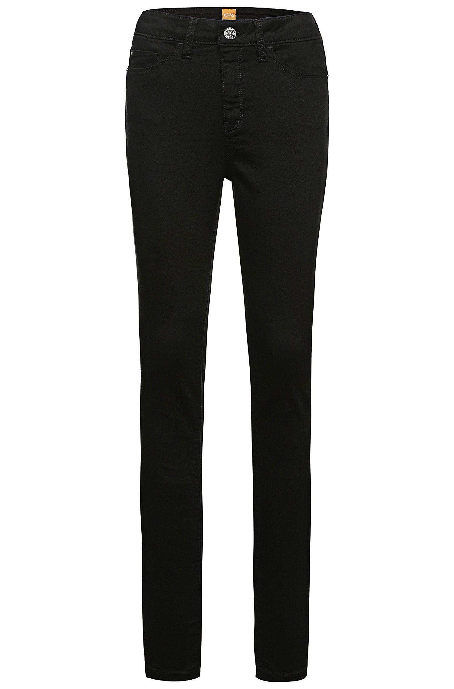 'Orange J' | Stretch Cotton Skinny Jeans