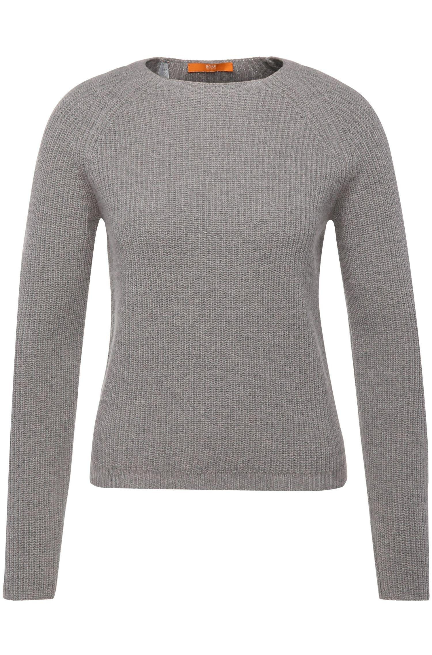 'Wawanne'   Virgin Wool Alpaca Blend Sweater
