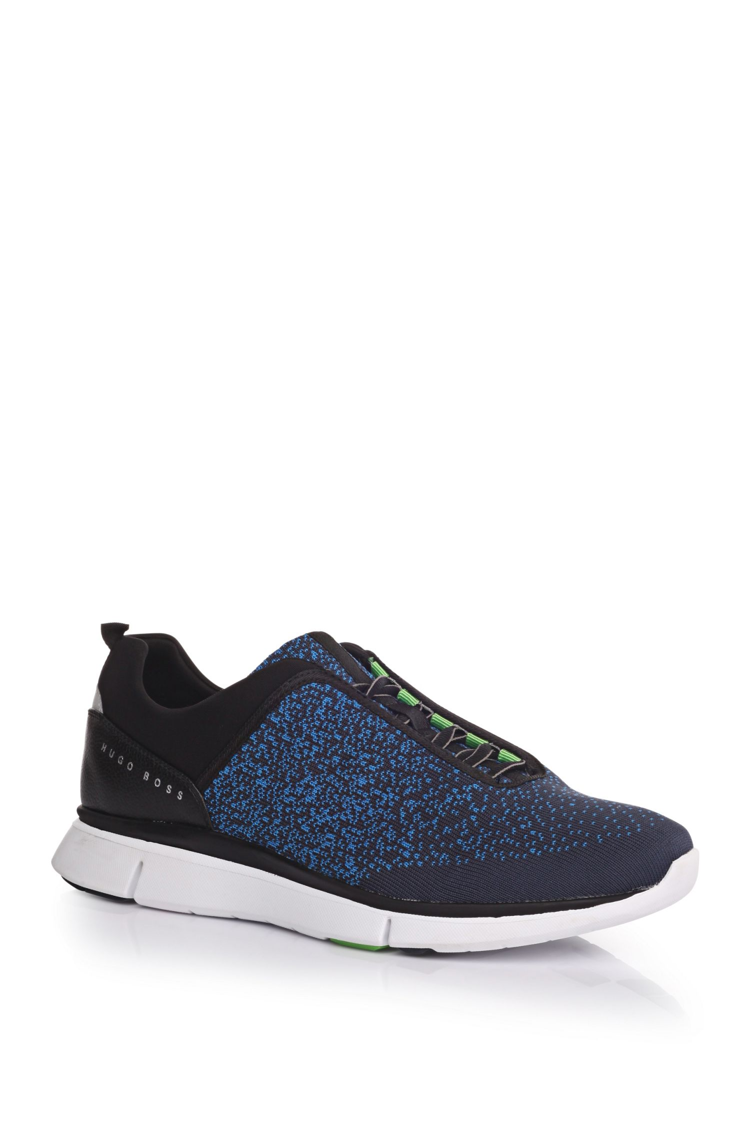 'Gym Knit' | Jersey Upper Sneakers