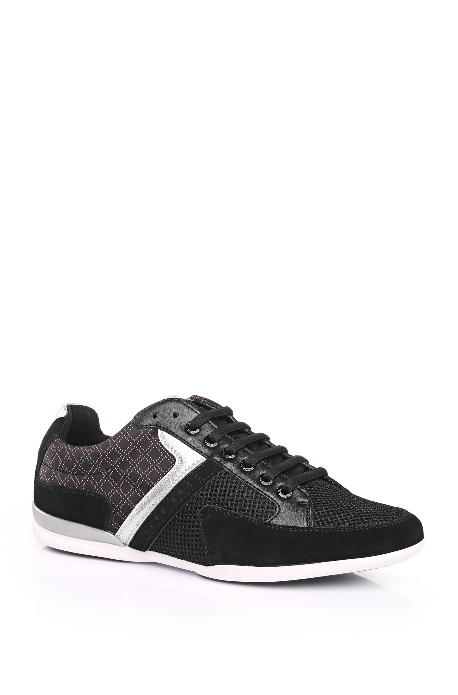 'Spacit Graphic' | Mesh Upper Sneakers