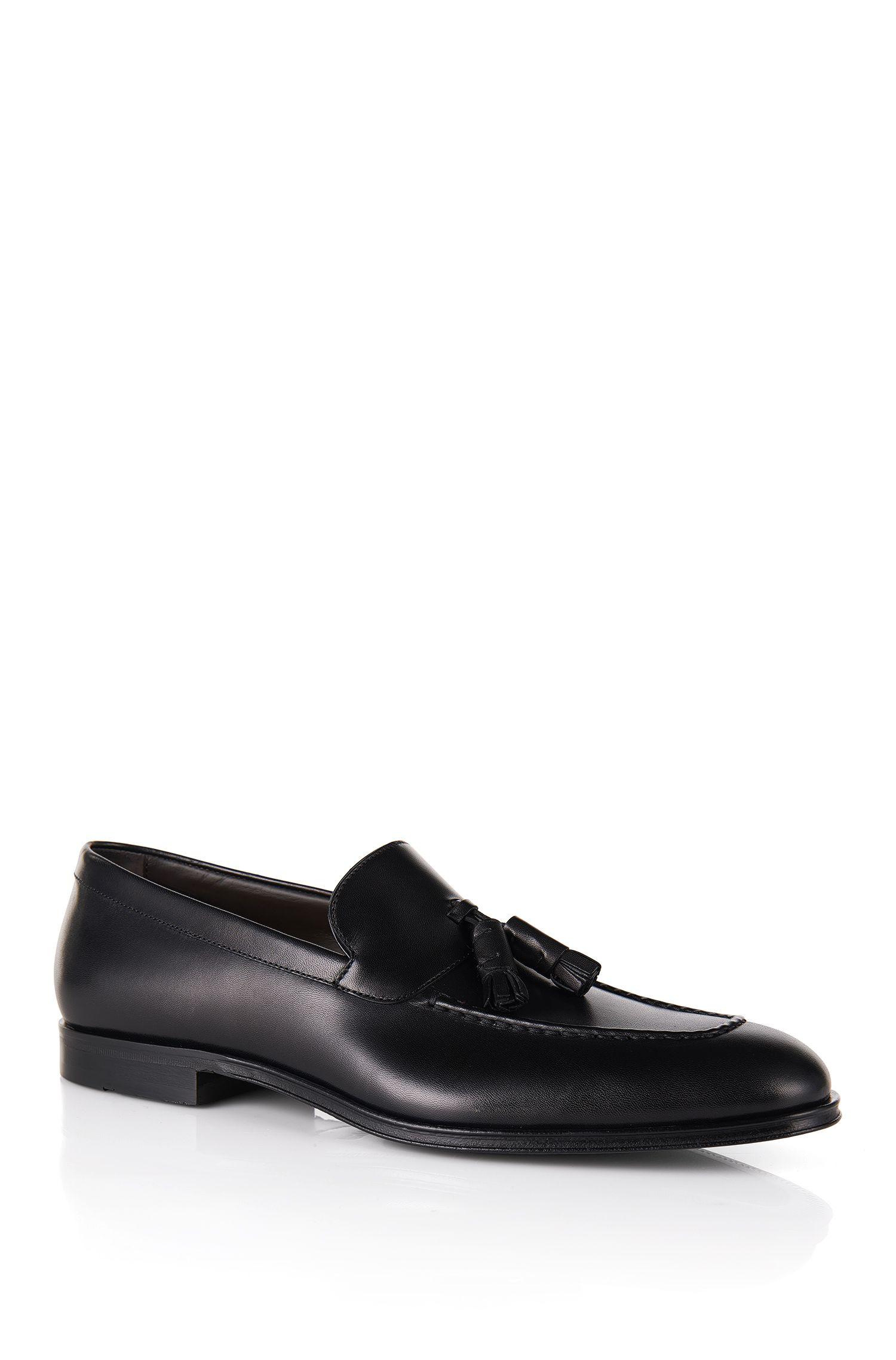 'Scultos'   Italian Calfskin Tassel Loafers