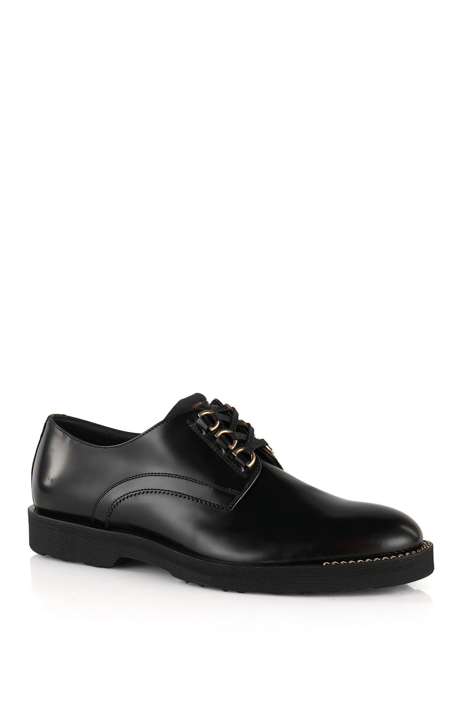 'Goldens' | Calfskin Derby Shoes