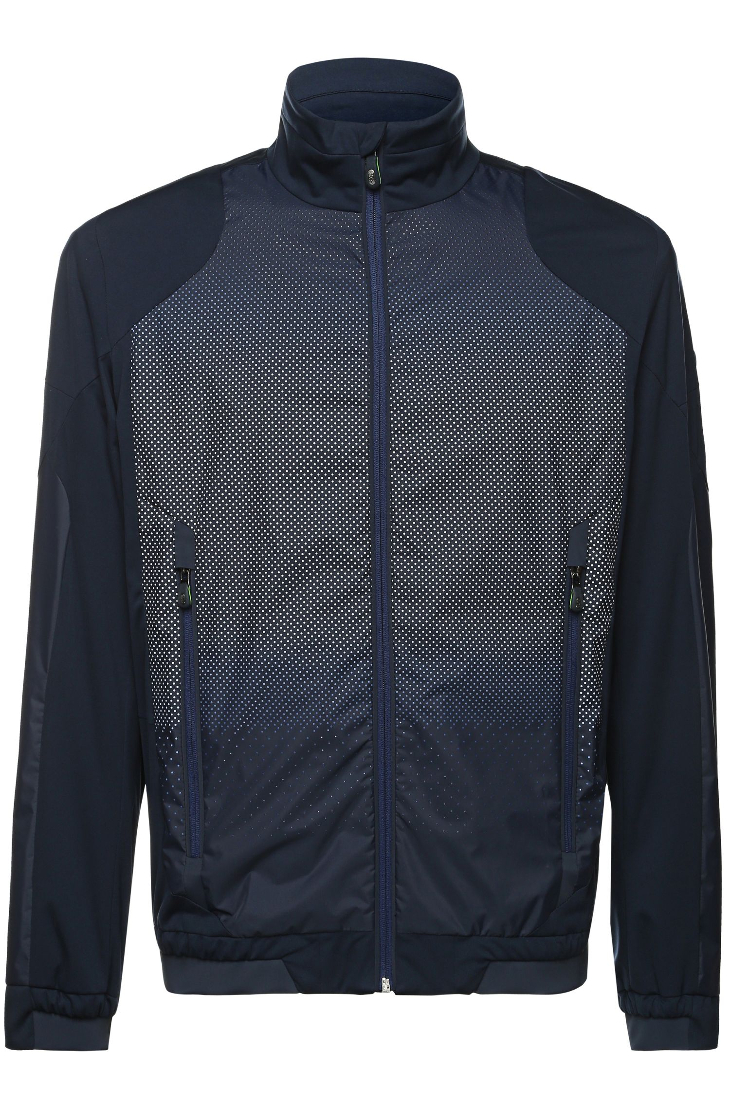 'Jossato' | Nylon Blend 4-Way Stretch Jacket