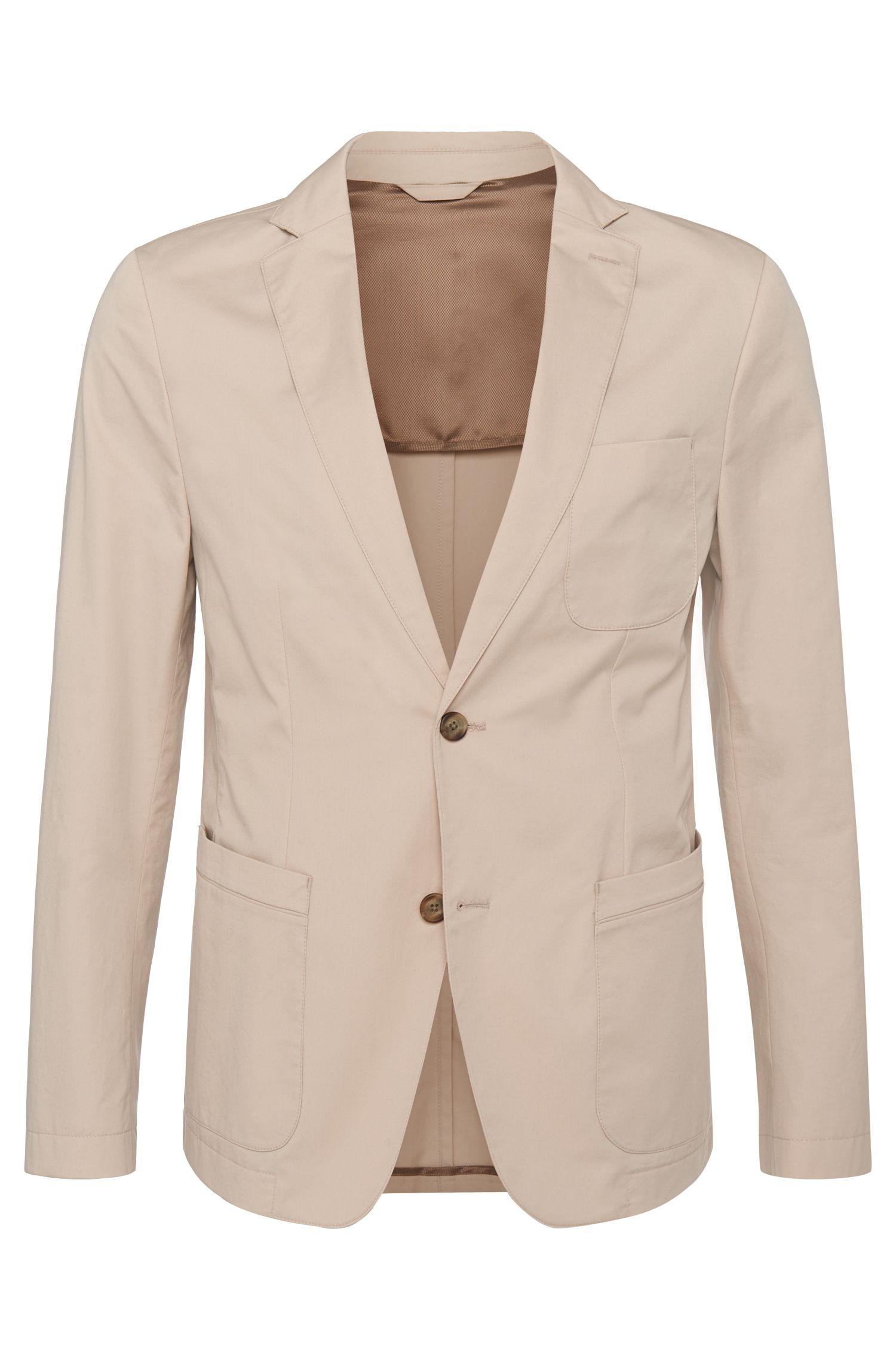 'Marcoz'   Slim Fit, Stretch Cotton Sport Coat