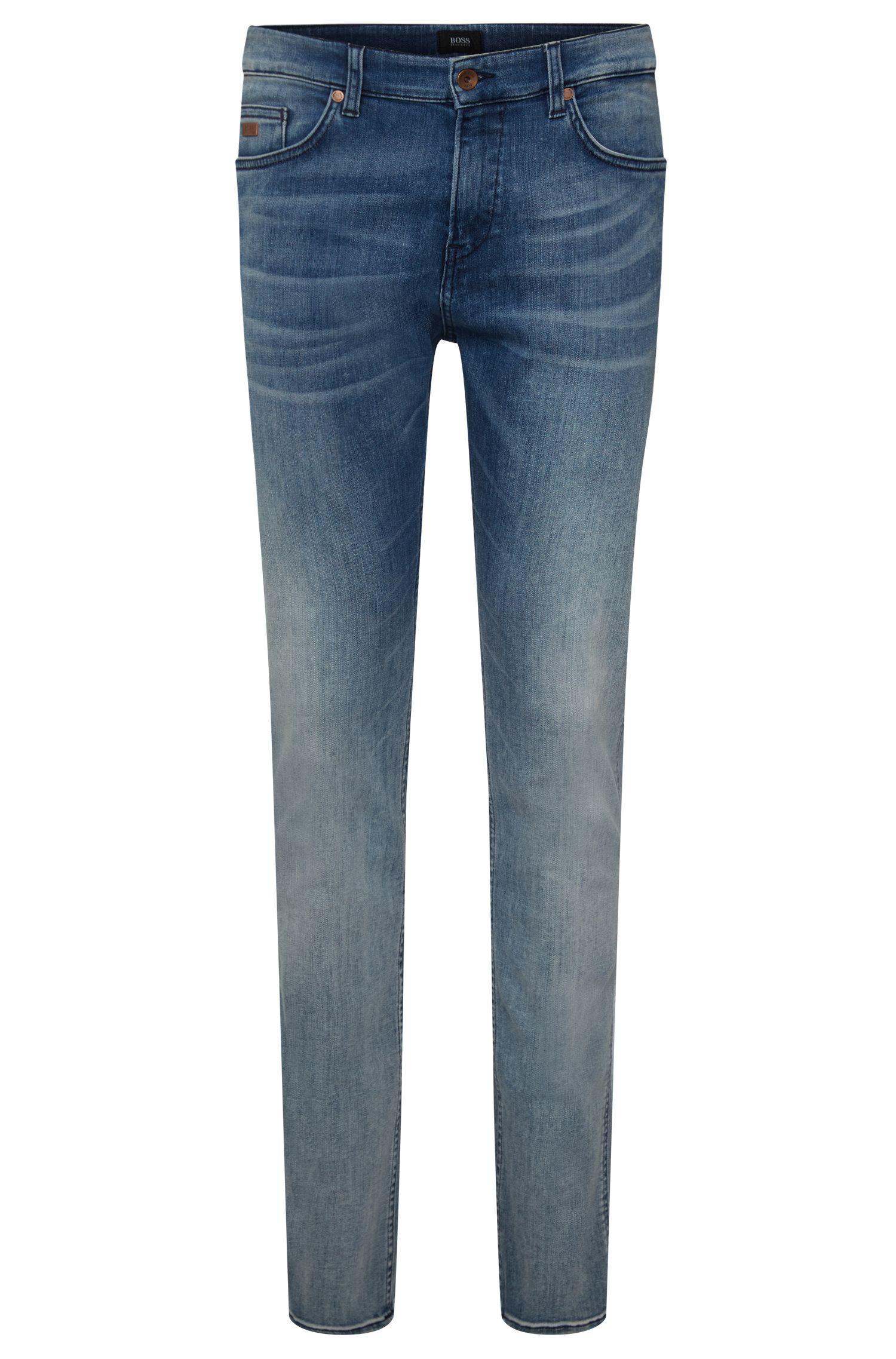 'Delaware' | Slim Fit, 11 oz Stretch Cotton Jeans