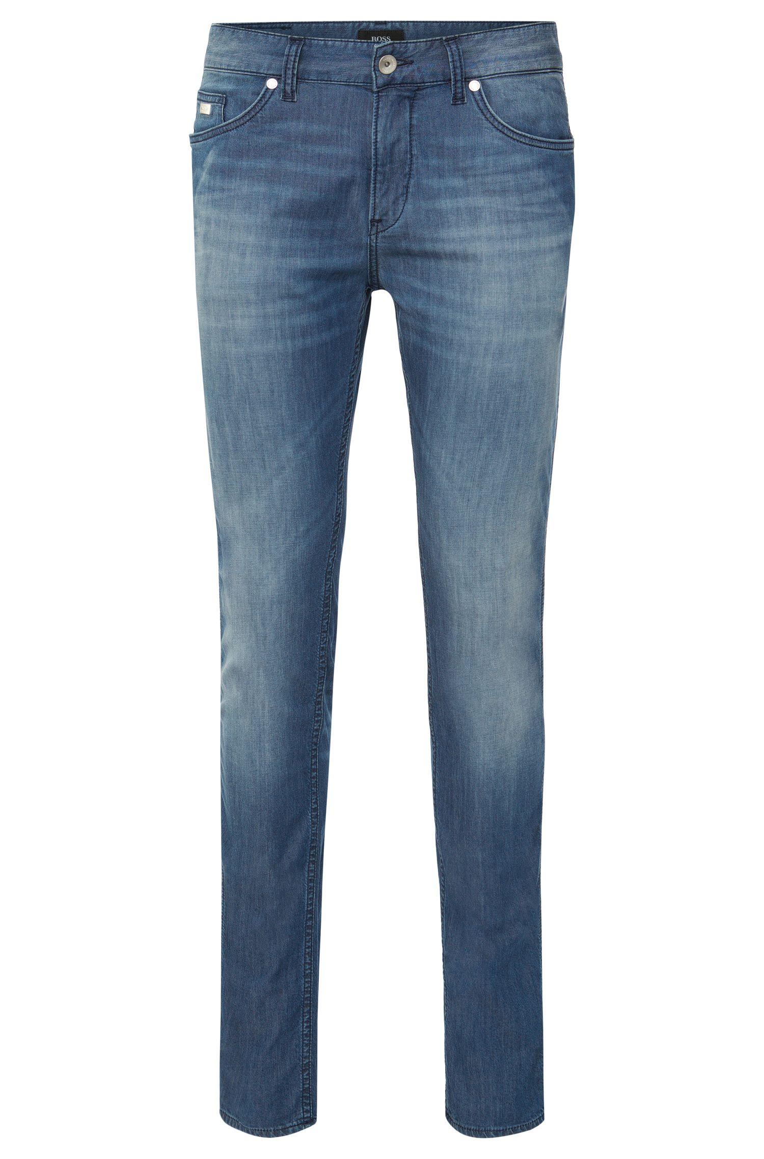 'Delaware' | Slim Fit, 6 oz Stretch Cotton Jeans