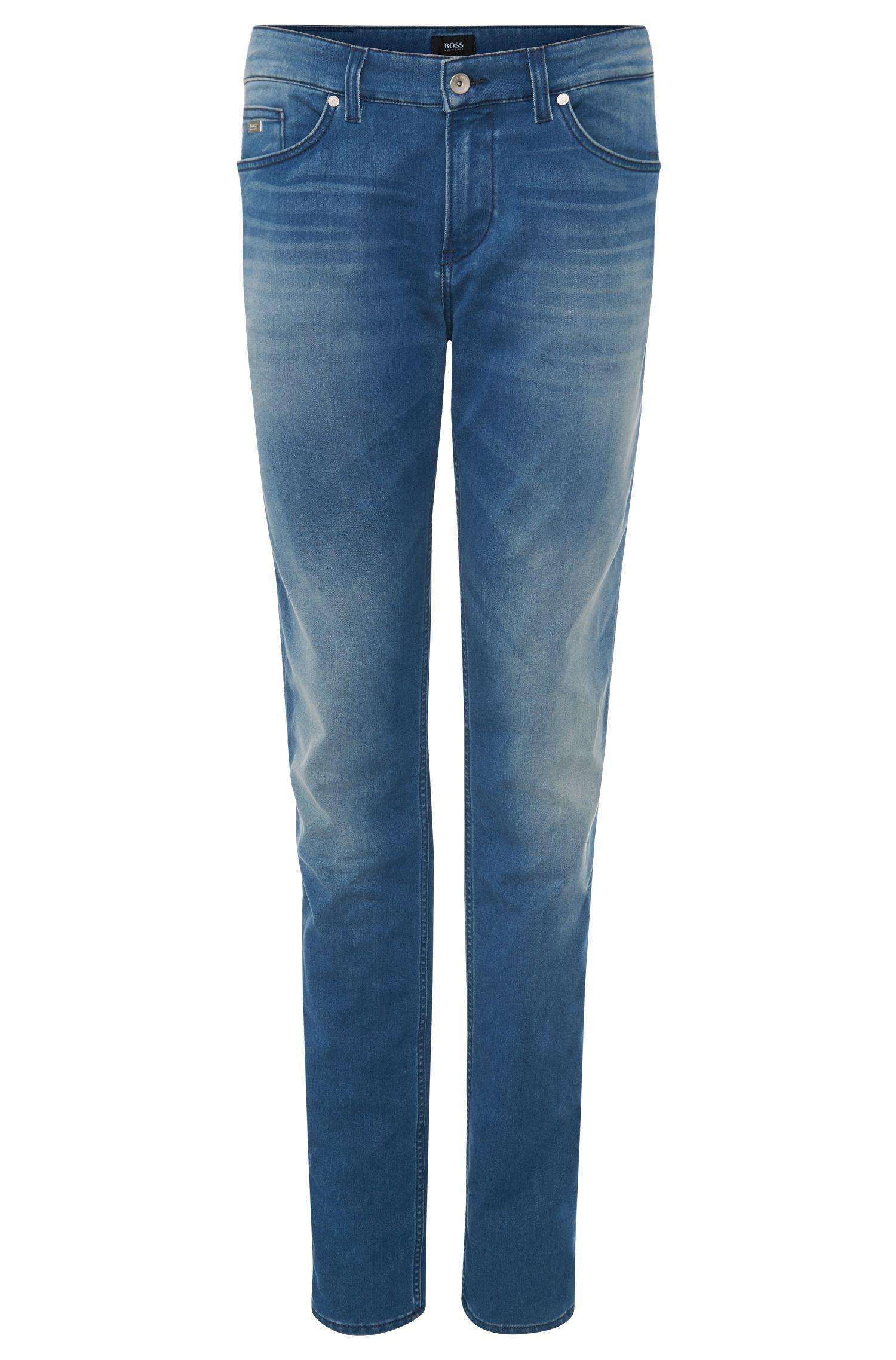 'Delaware' | Slim Fit, 8 oz Cotton Blend Jeans