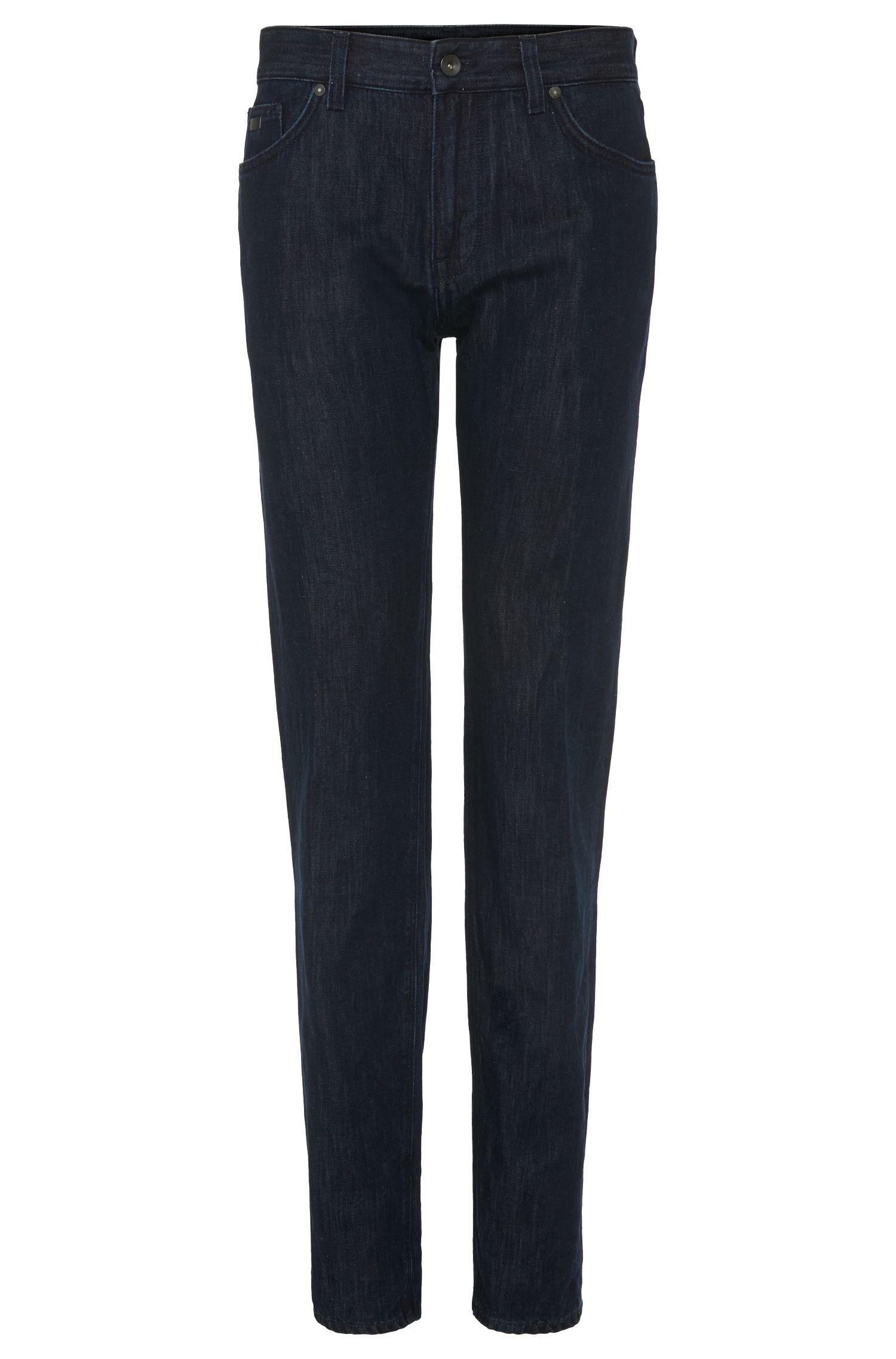 'Maine' | Regular Fit, 9.25 oz Cotton Linen Jeans