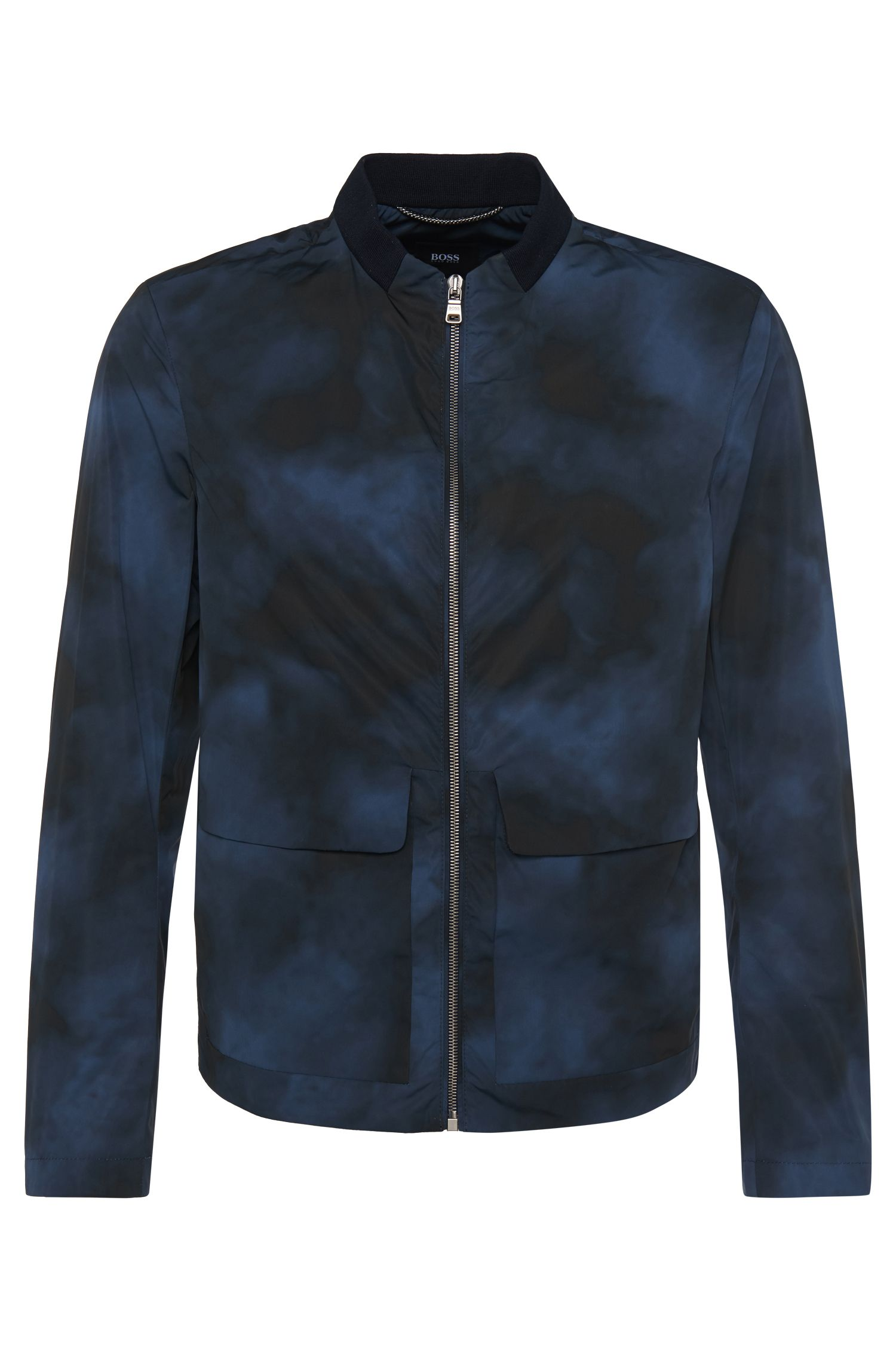 'T-Colent' | Batik Water-Repellent Jacket