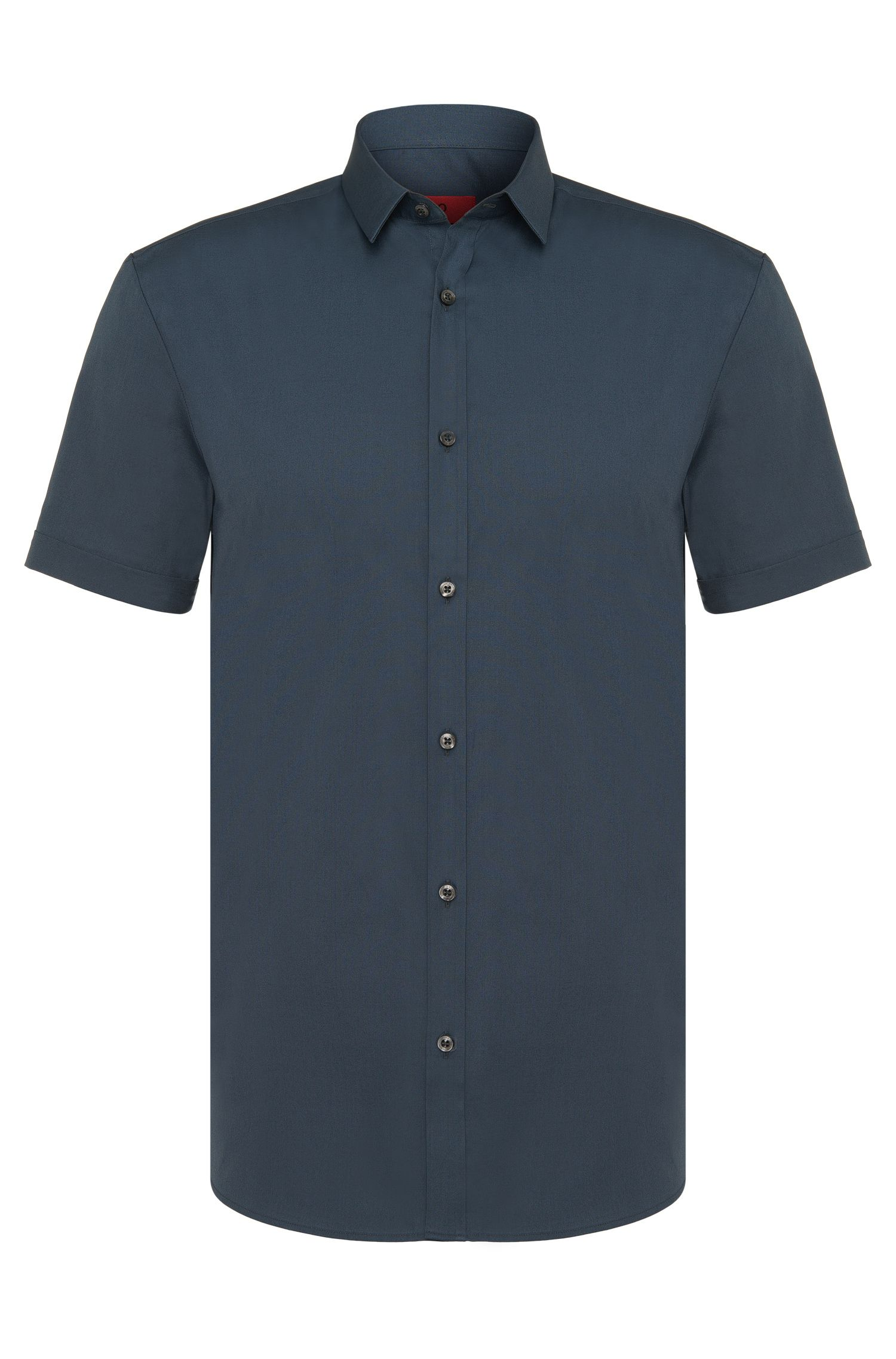 'Empson' | Slim Fit, Stretch Cotton Button Down Shirt