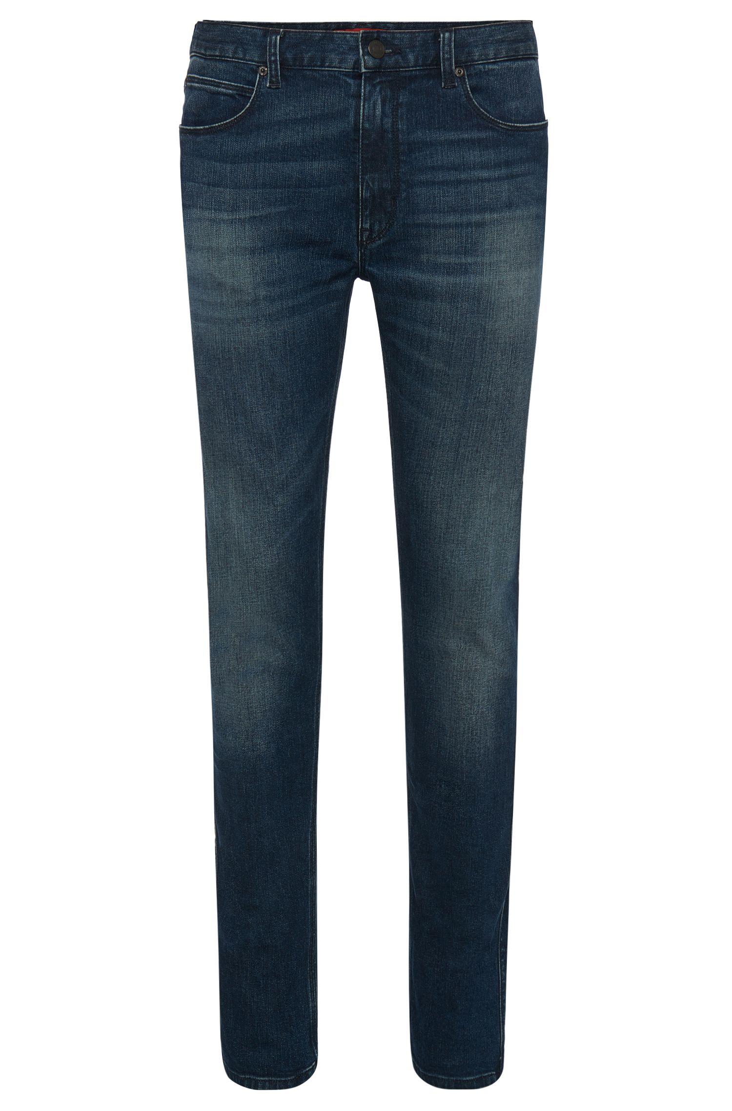 'HUGO 734' | Skinny Fit, 12.5 oz Stretch Cotton Jeans