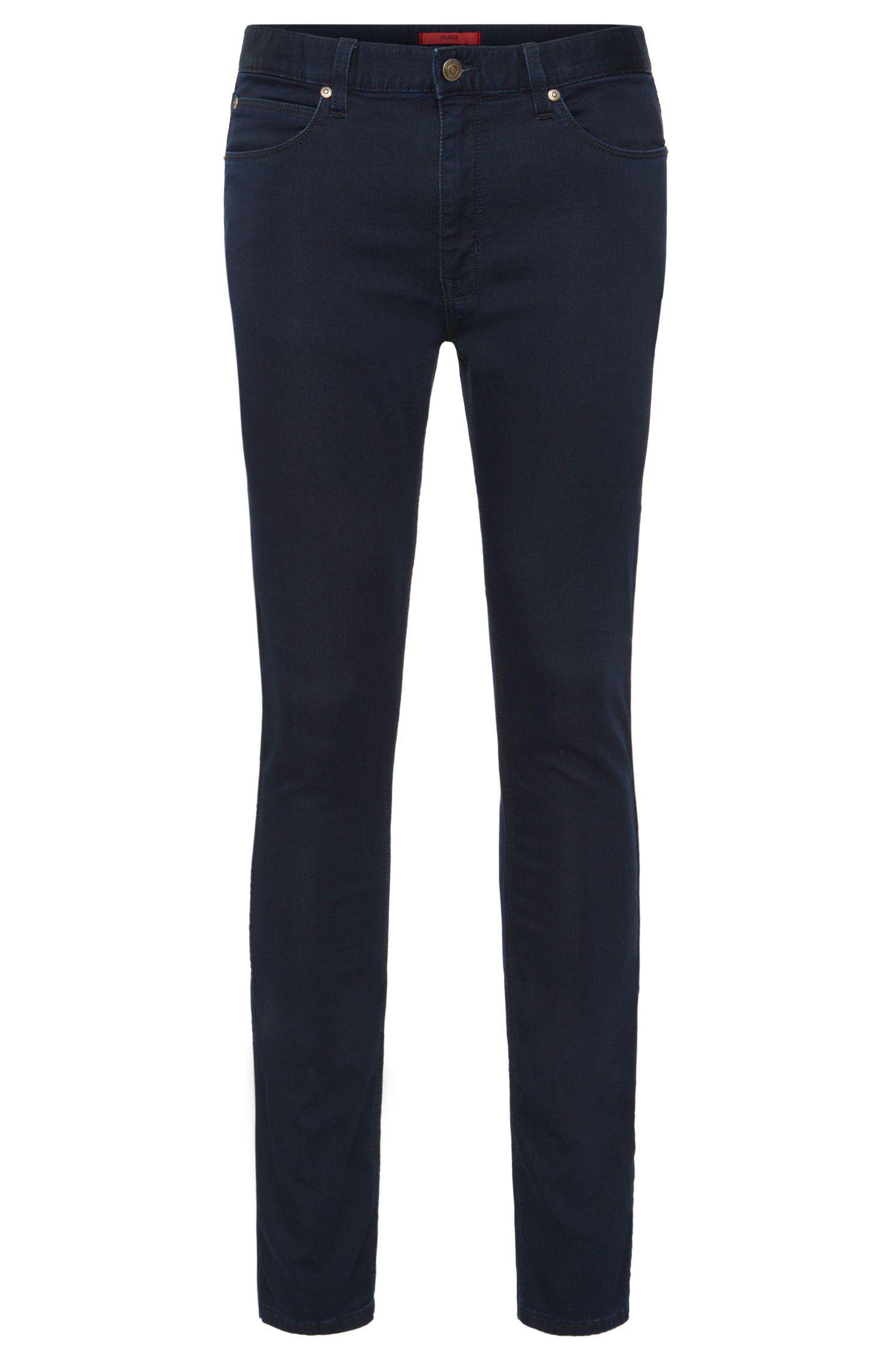 'HUGO 734' | Skinny Fit, 8.5 oz Stretch Cotton Blend Jeans