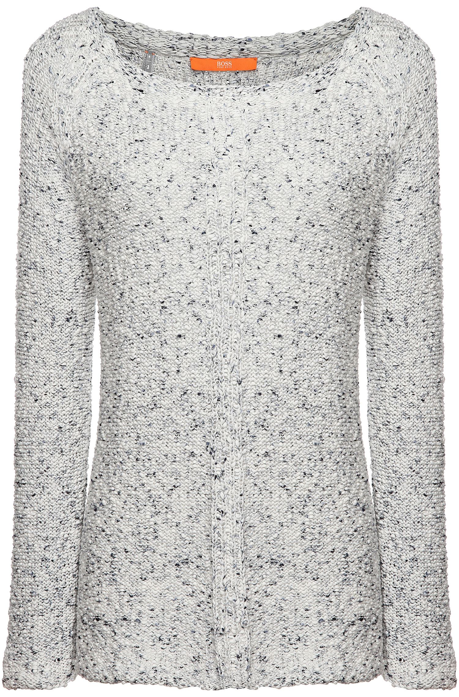 'Ilenia' | Cotton Marled Sweater