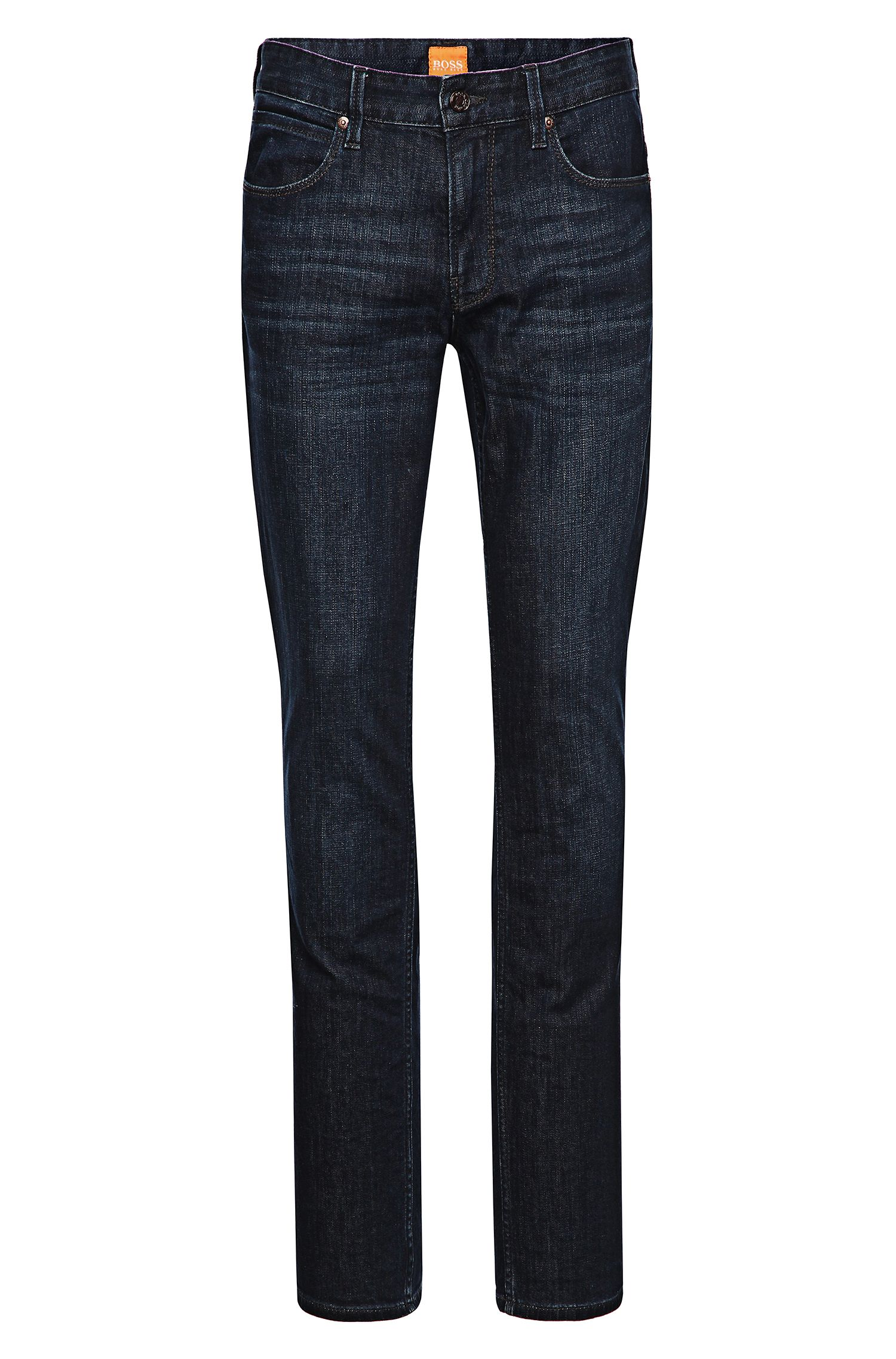 'Orange63'   Slim Fit, 10.75 oz Stretch Cotton Jeans