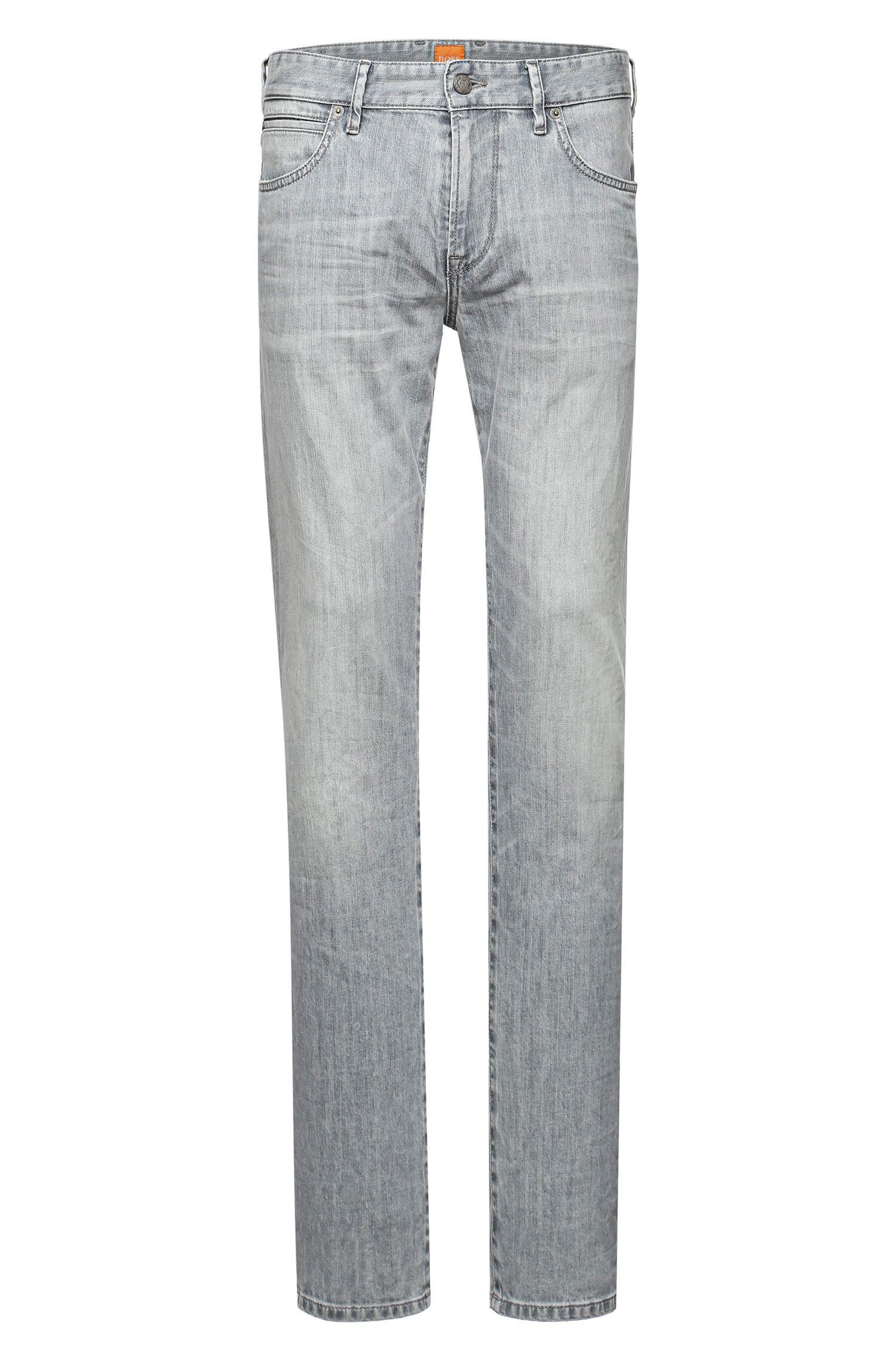 'Orange24 Barcelona' | Regular Fit, 9.5 oz Stretch Cotton Jeans