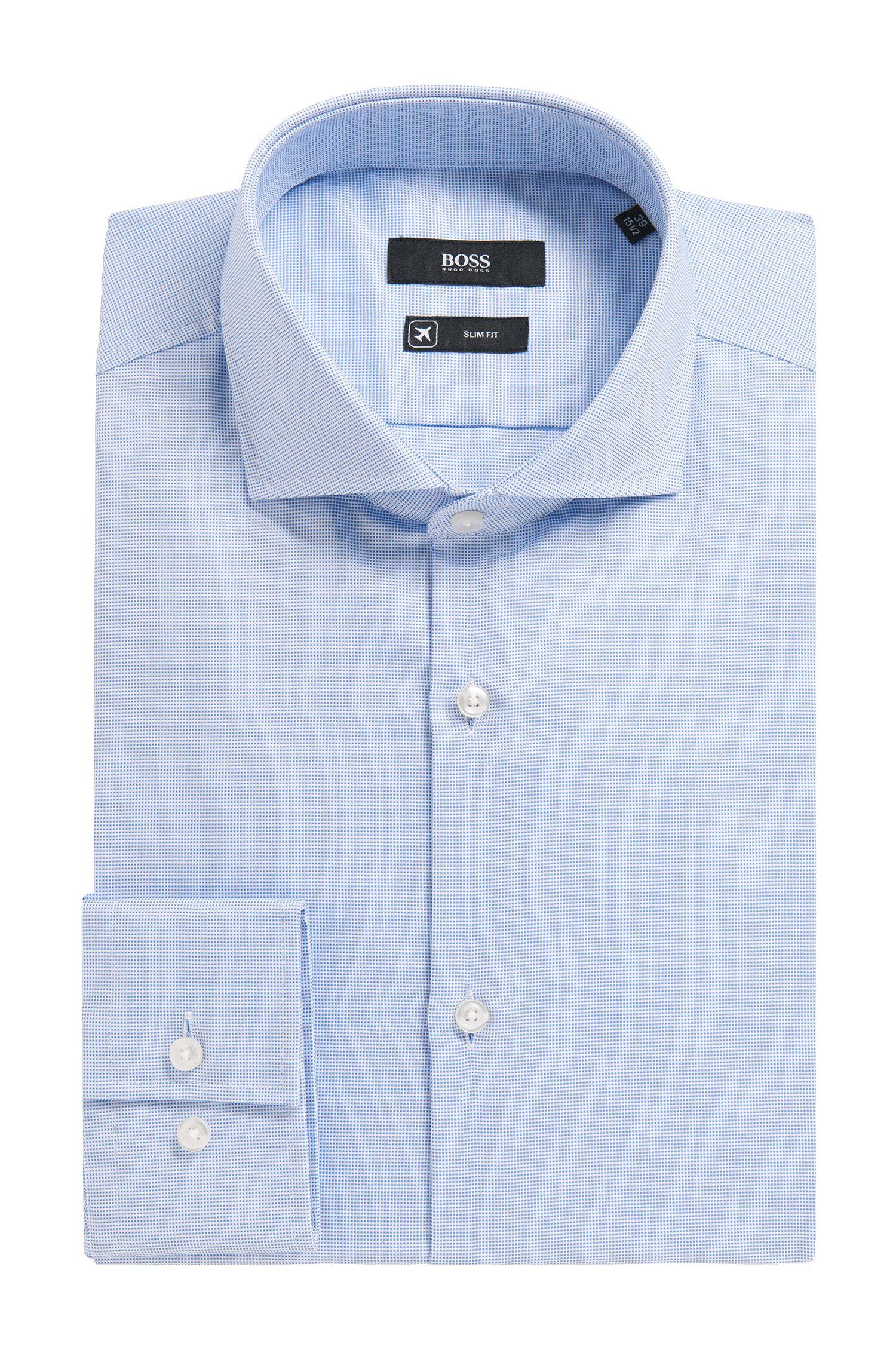 'Jason' | Slim Fit, Fresh Active Traveler Dress Shirt