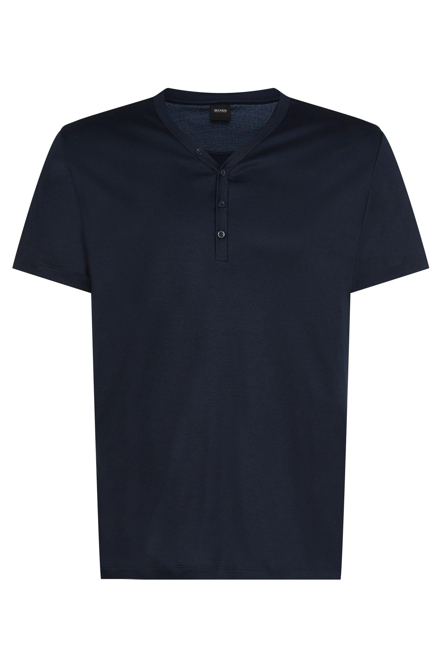 'Jersey Shirt BP SS' | Cotton Modal Interlock T-Shirt