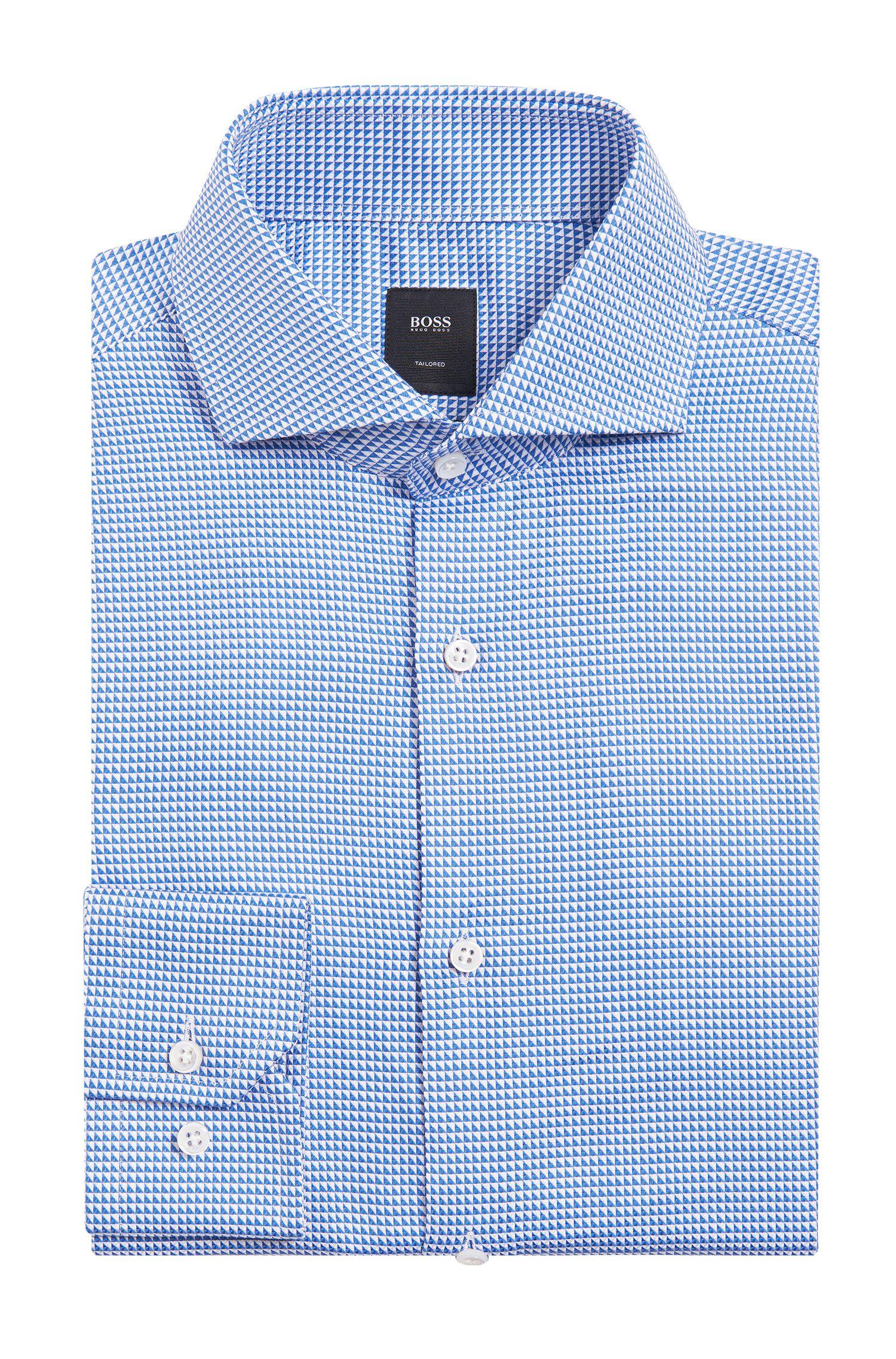 'T-Christo'   Slim Fit, Italian Cotton Dress Shirt