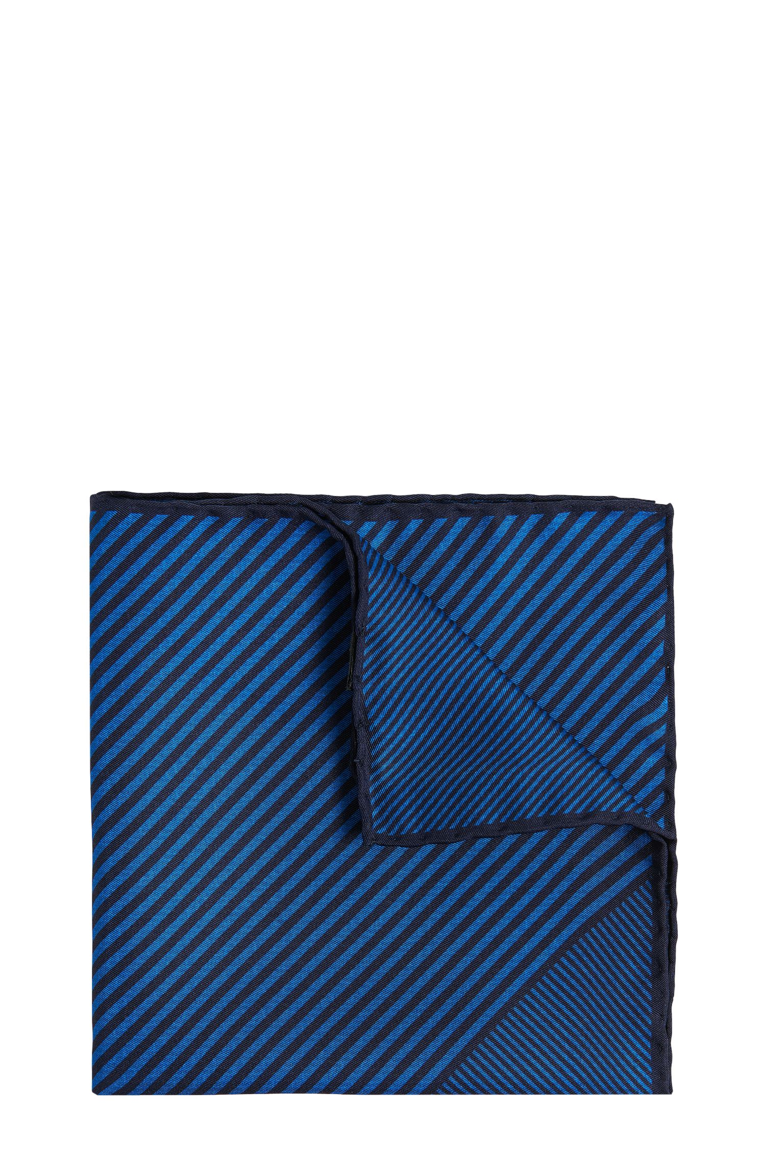 'T-Pocket Square 33 x 33' | Silk Pocket Square