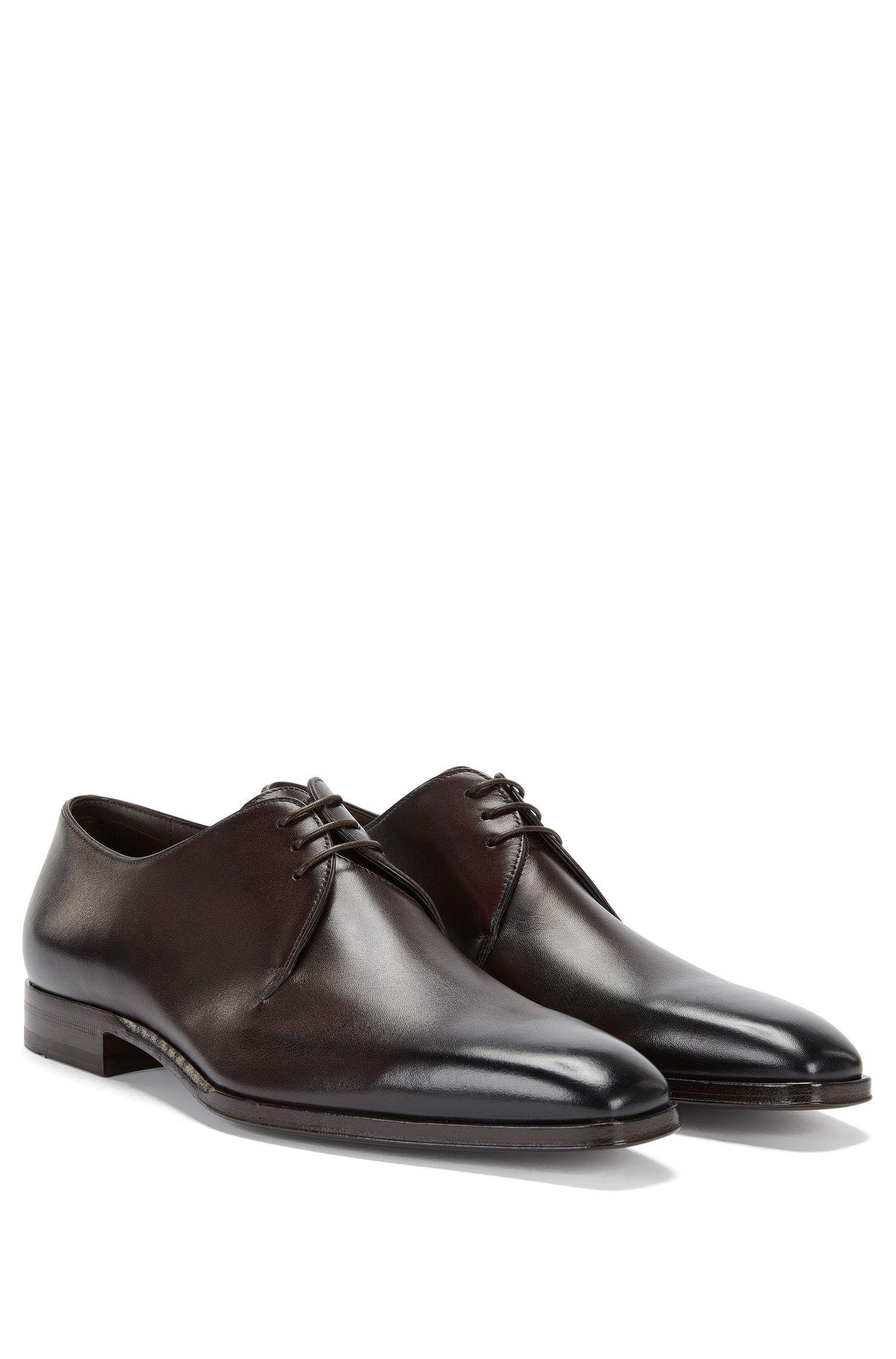 'T-Exders'   Italian Calfskin Derby Dress Shoes