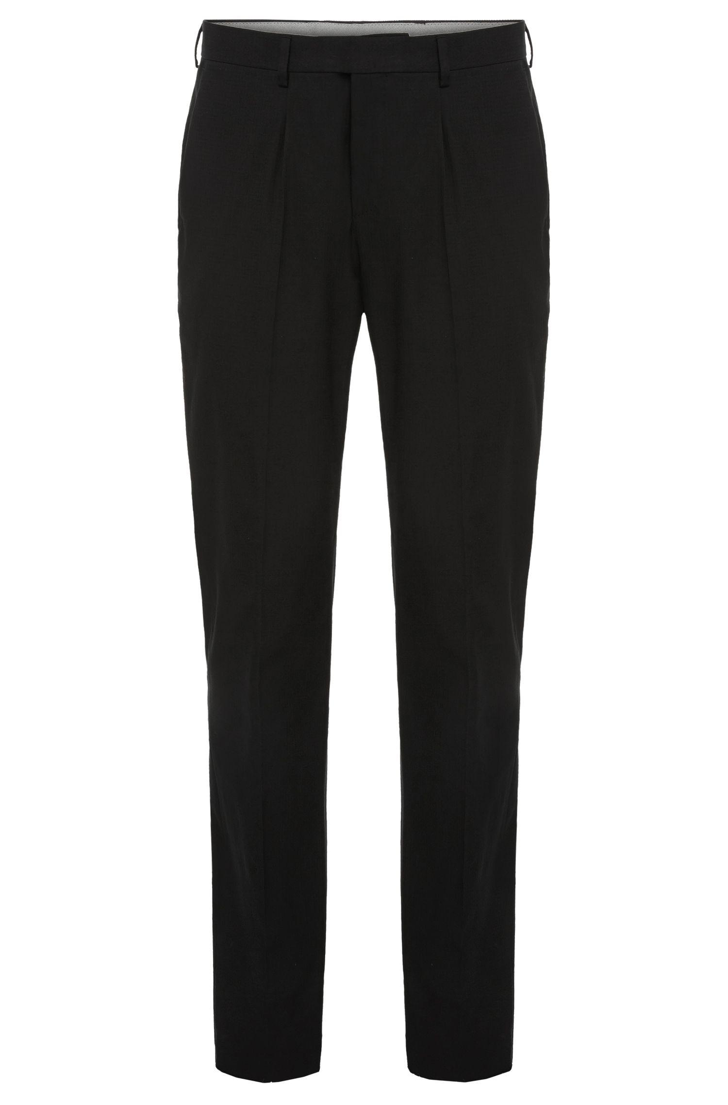 'T-Gilroy' | Slim Fit, Italian Stretch Cotton Dress Pants