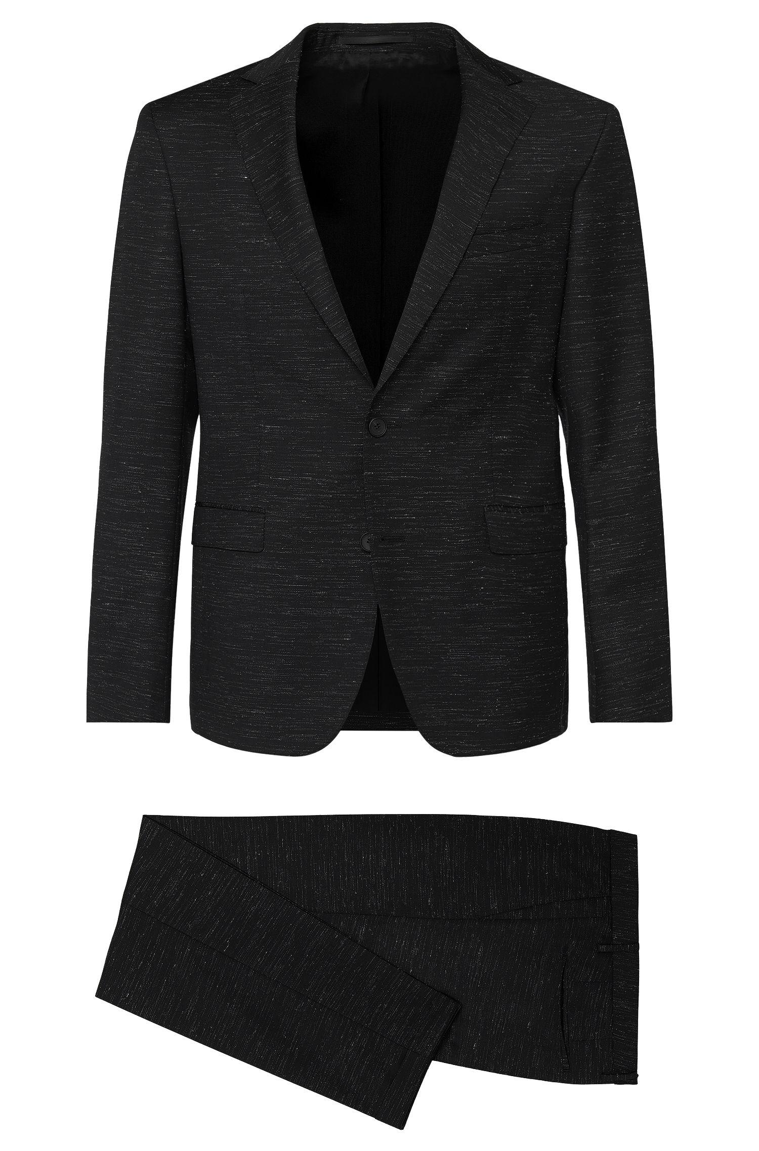 'Reyno/Wave' |  Extra Slim Fit, Super 110 Virgin Wool Suit