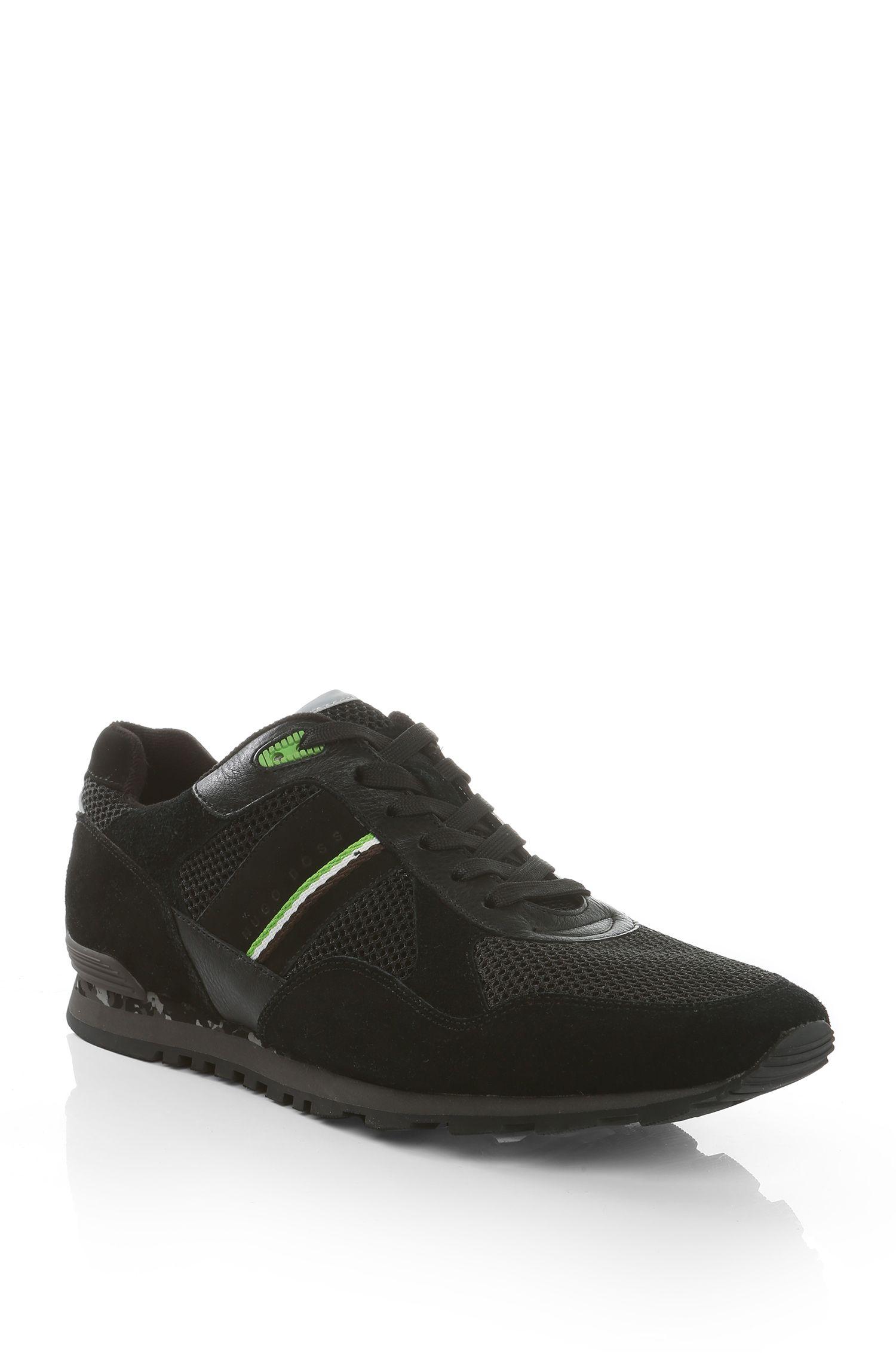 'Runcool Camo' | Calfskin Sneakers
