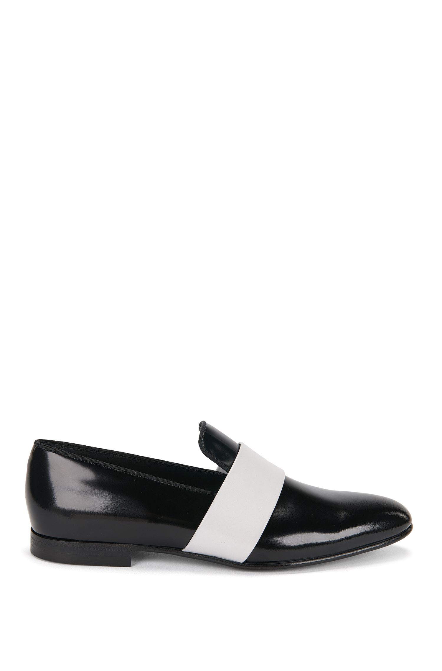 'Loafer Lux-P' | Calfskin Loafers