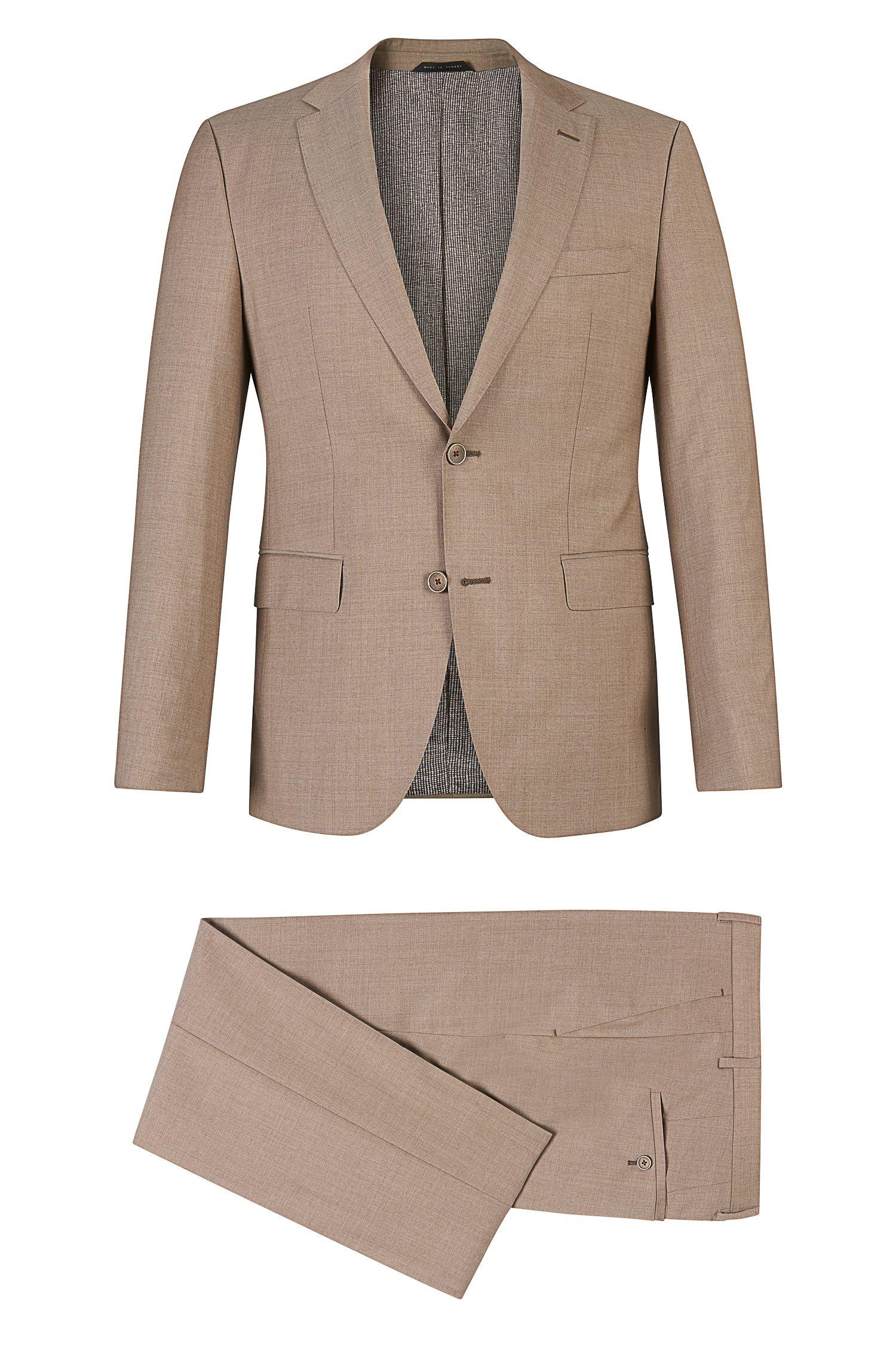 'Jewels/Linus' | Regular Fit, Super 110 Italian Wool Suit