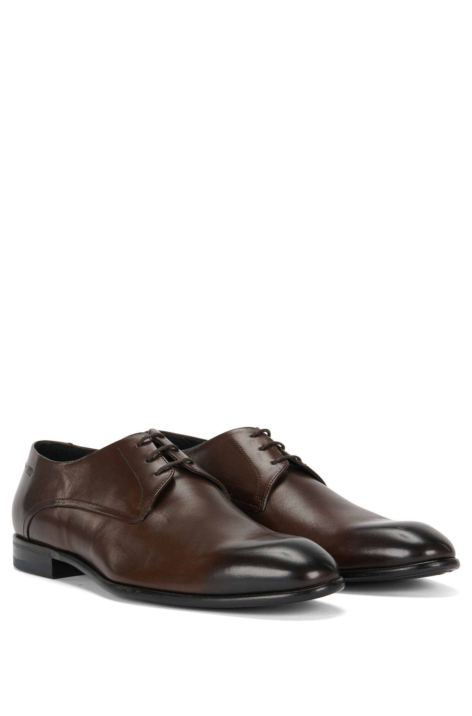 'C-Dresios' | Calfskin Derby Dress Shoes