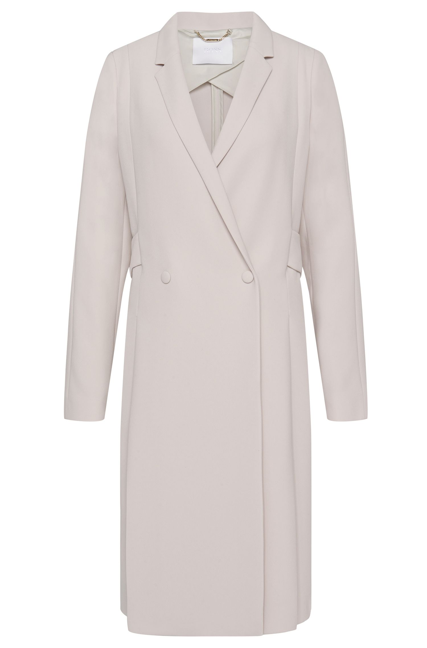 'Cipeila' | Relaxed Fit Trench Coat
