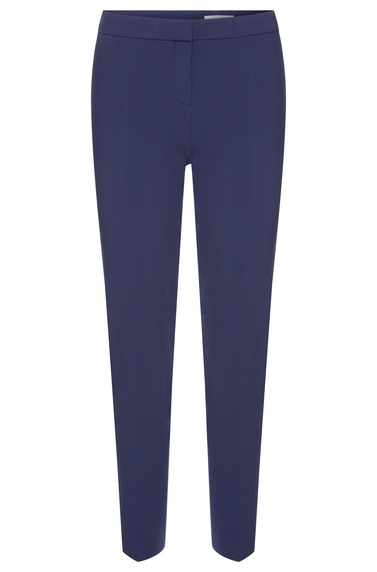 'Tiluna' | Stretch Cotton Blend Pants