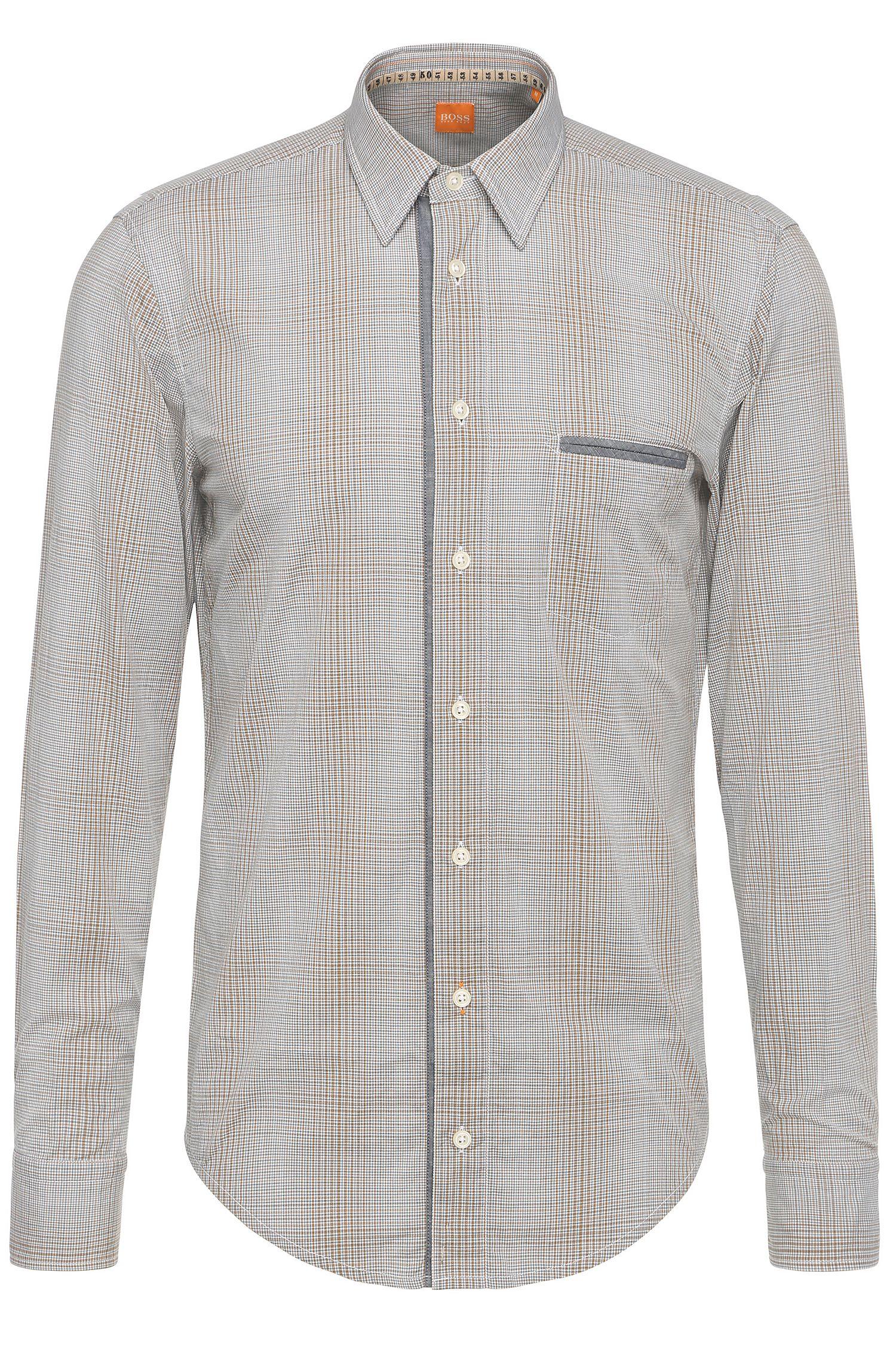 'CieloebuE'   'Slim Fit, Cotton Button Down Shirt