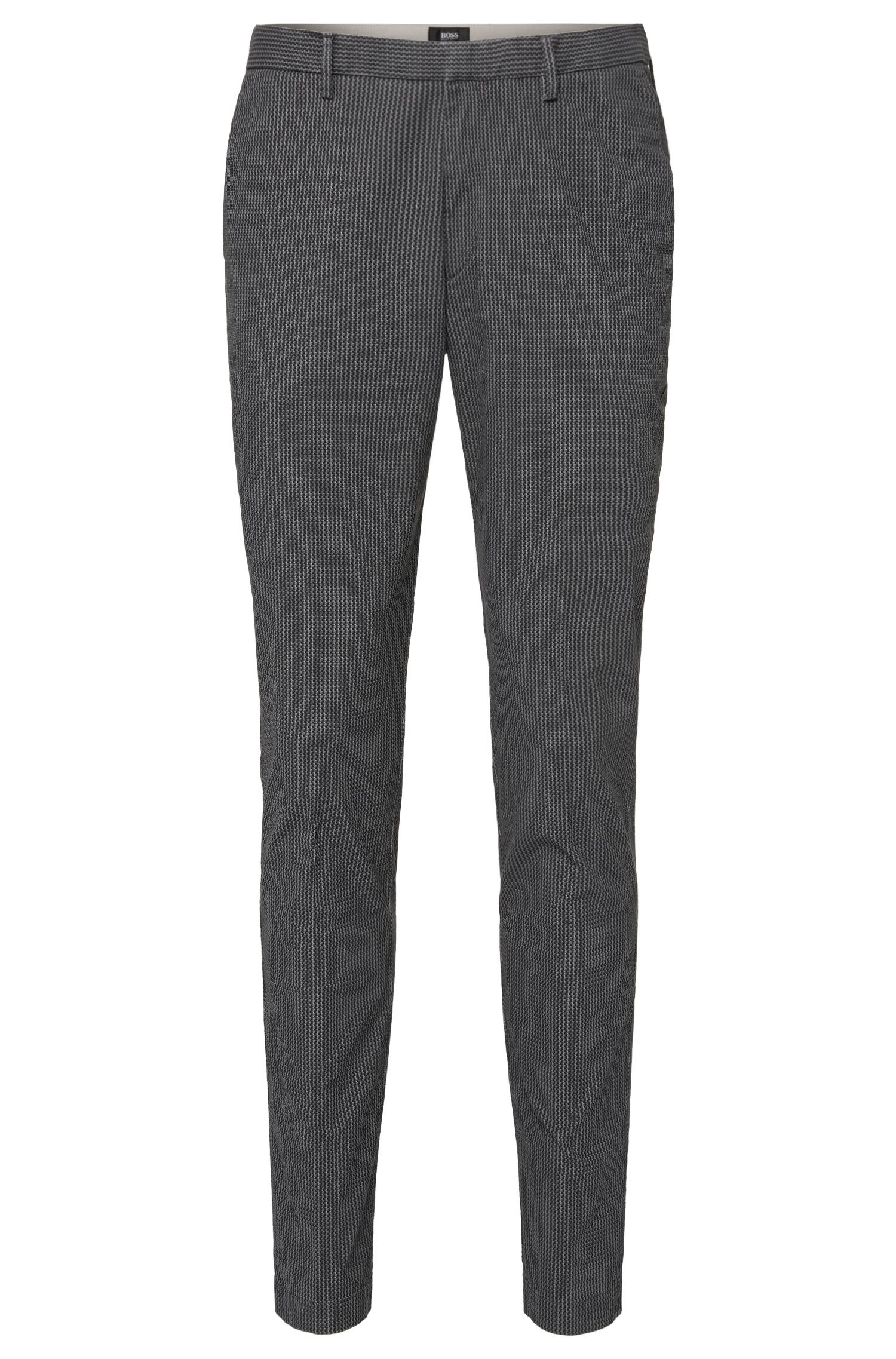 'Kaito-W' | Extra Slim Fit, Stretch Cotton Pants