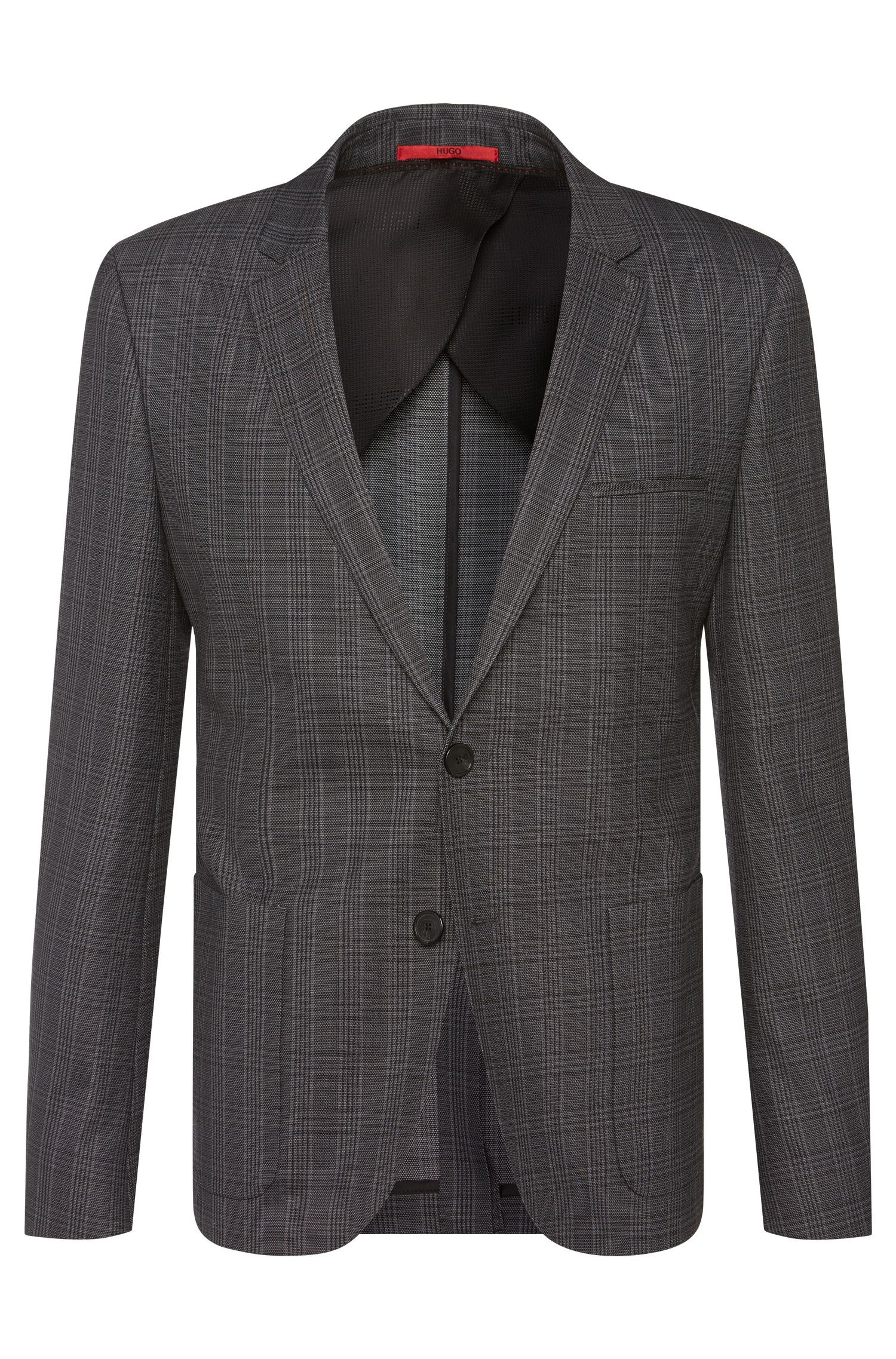 'Antano' | Slim Fit, Stretch Virgin Wool Blend Sport Coat
