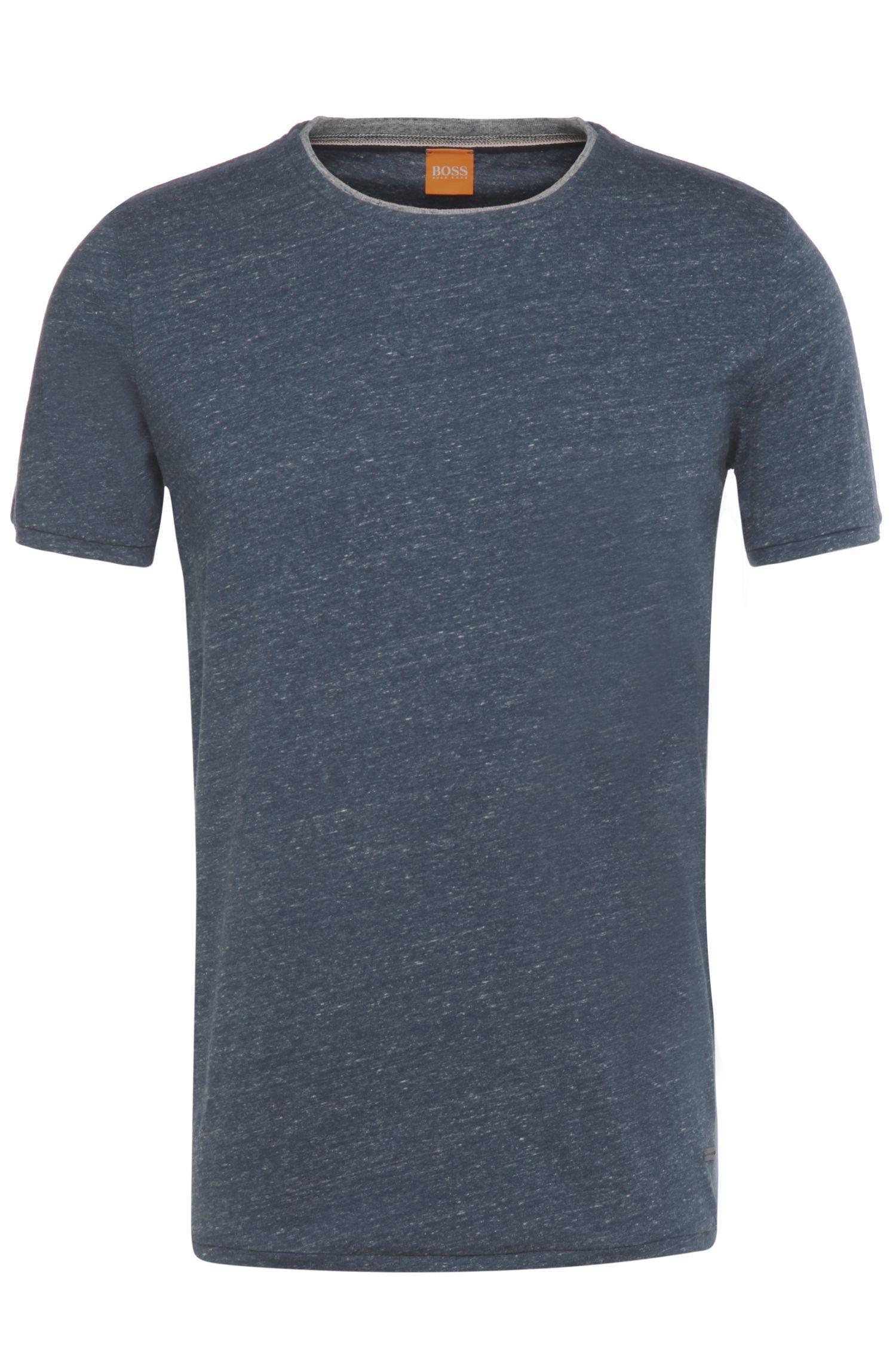 'Twidget' | Cotton Melange T-Shirt