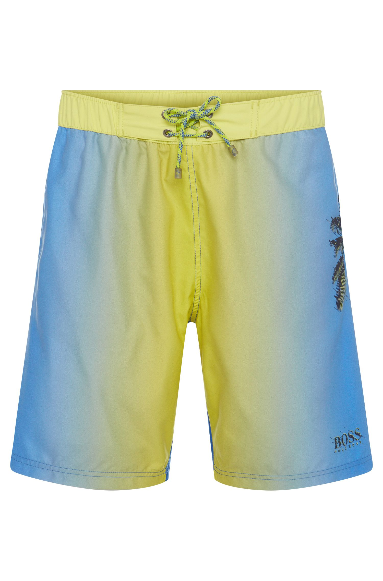 'Orinoco ' | Board Short  Ombre Swim Trunks