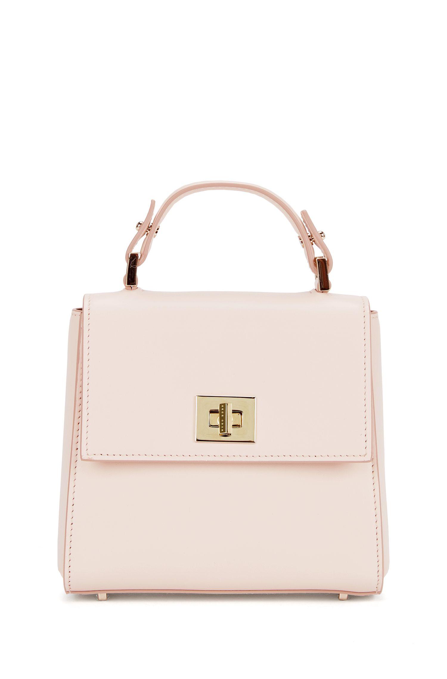 'Bespoke Micro' | Italian Calfskin Bag, Detachable Shoulder Strap