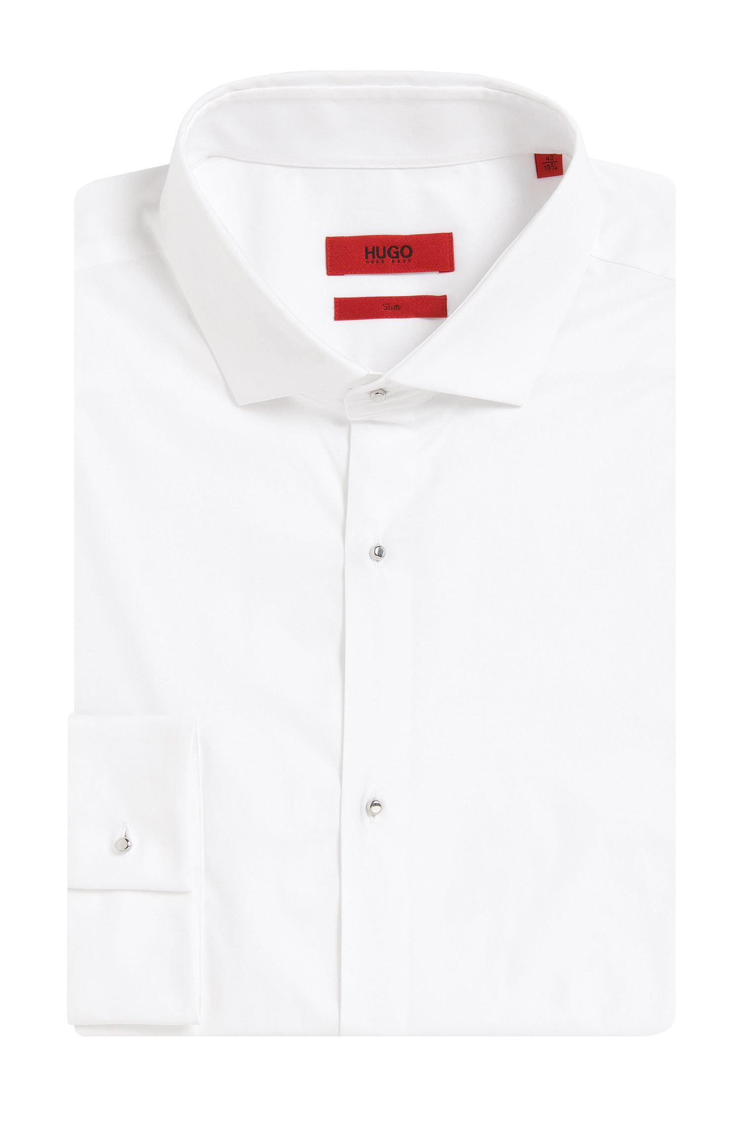 'Ewyn' | Slim Fit, Cotton Dress Shirt