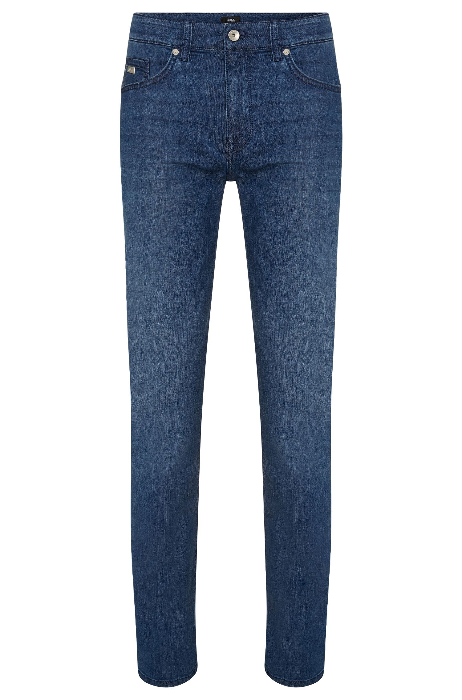 'Maine'   Regular Fit, 8 oz Stretch Cotton Jeans