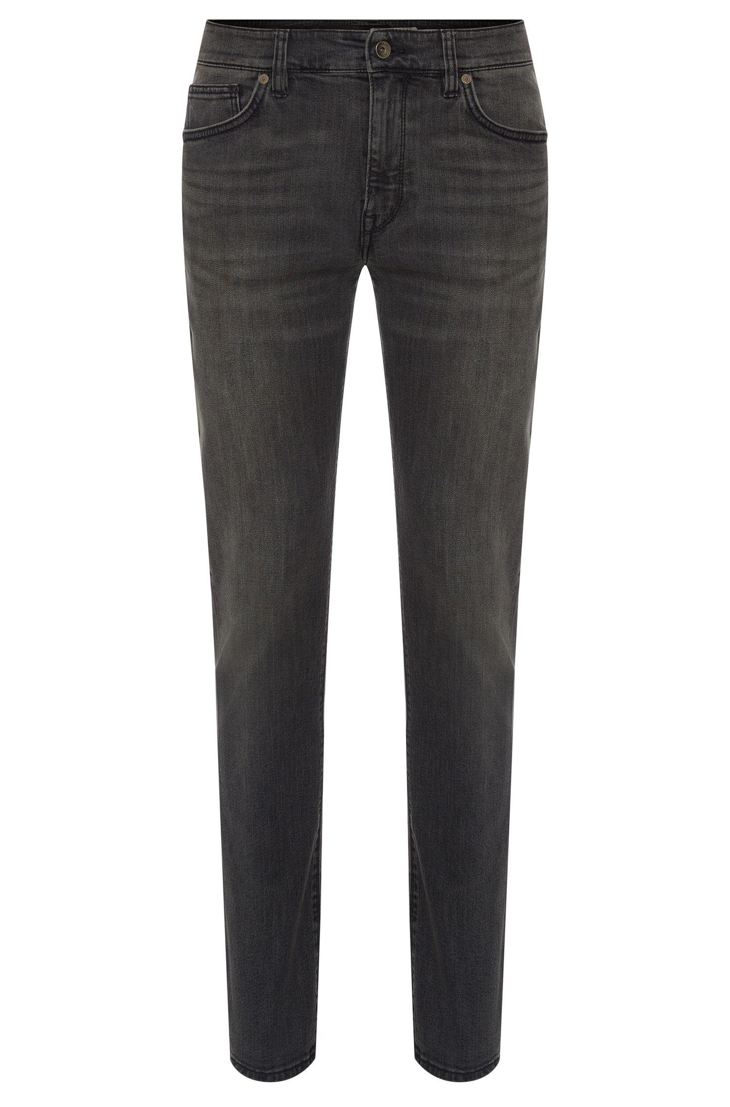 'Maine' | Regular Fit, 8 oz Stretch Cotton Jeans