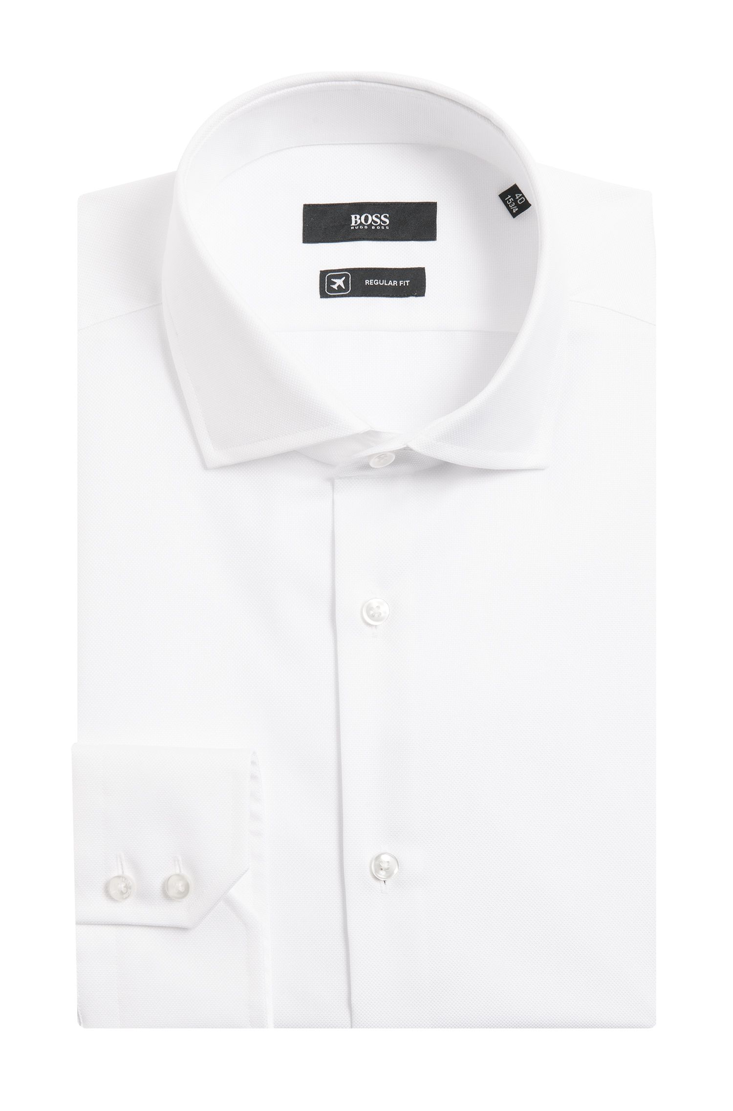 'Gordon' | Regular Fit, Fresh Active Traveler Dress Shirt