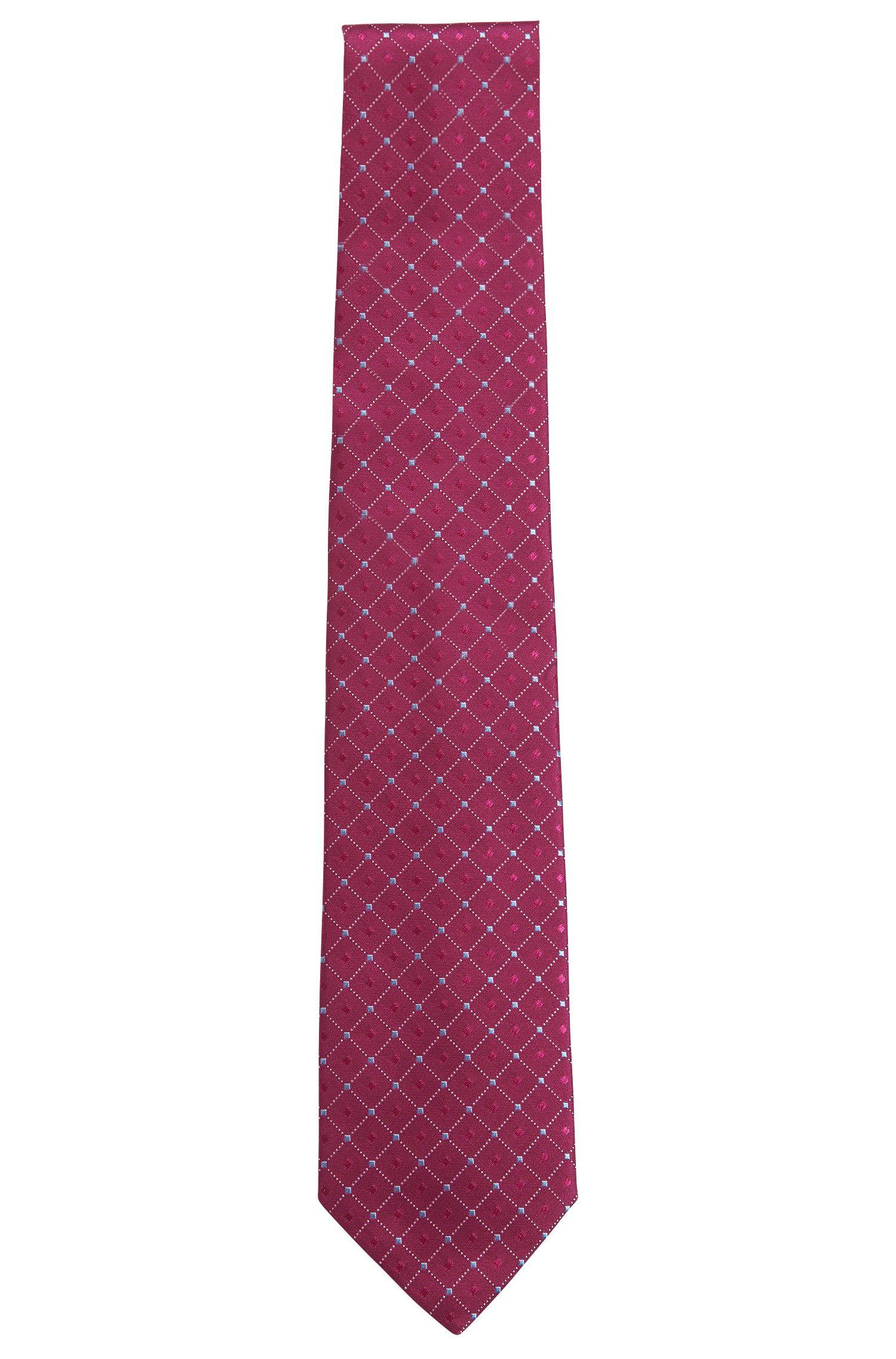 'Tie 7.5 cm' | Regular, Silk Tie
