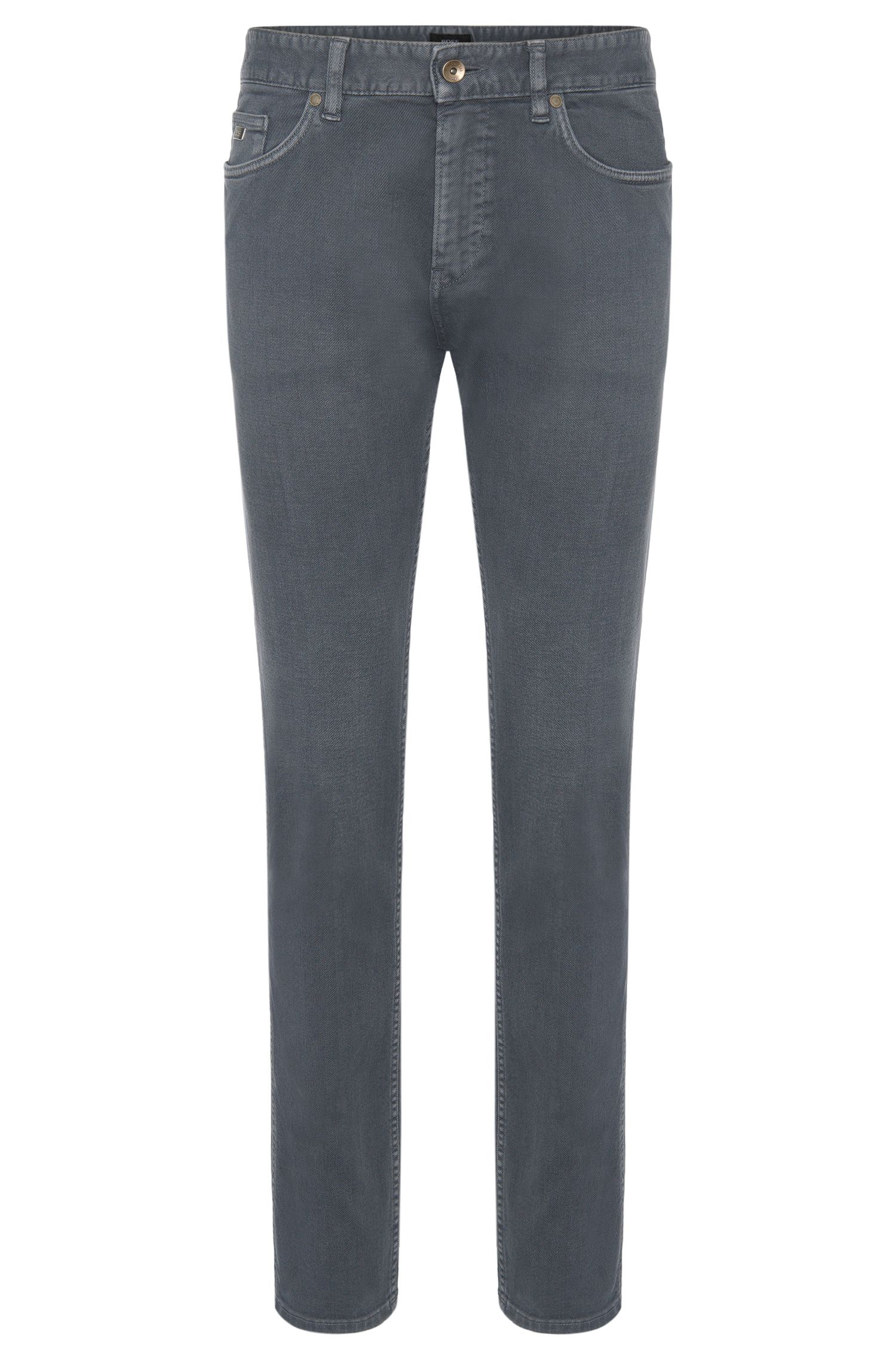 'Delaware' | Slim Fit, 8 oz Stretch Cotton Jeans