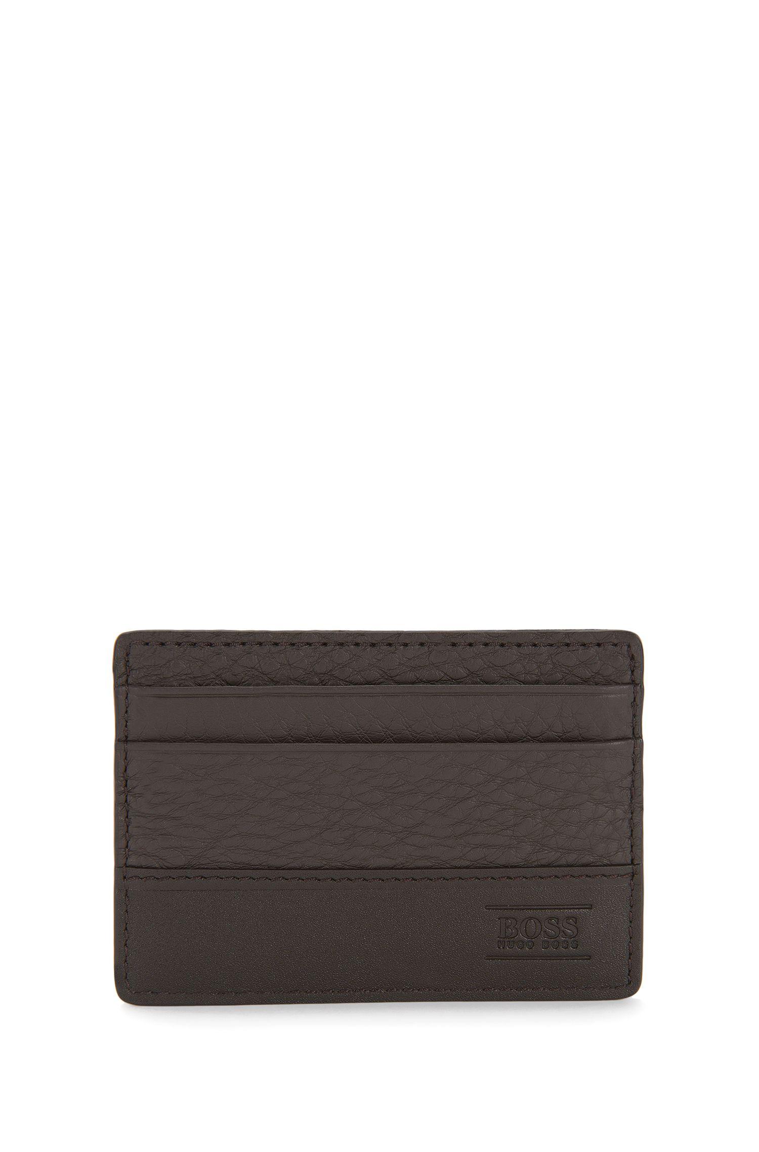 'Aspen S Card' | Leather Card Case