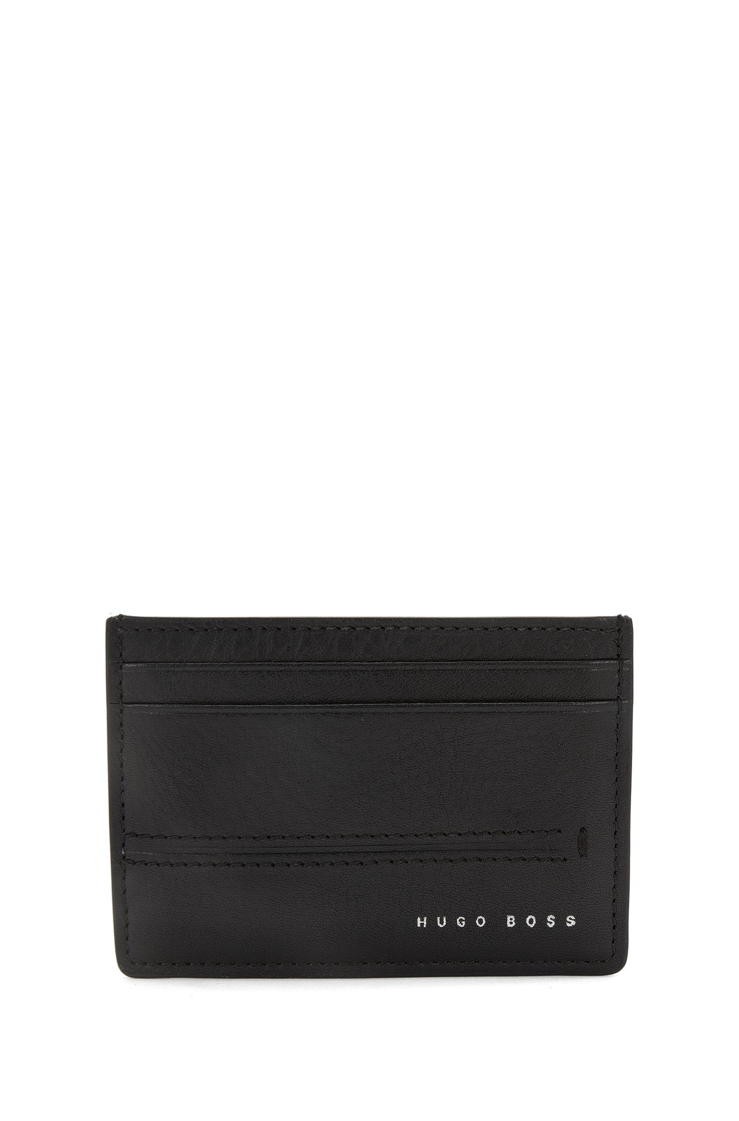 'Elite S Card' | Leather Card Case