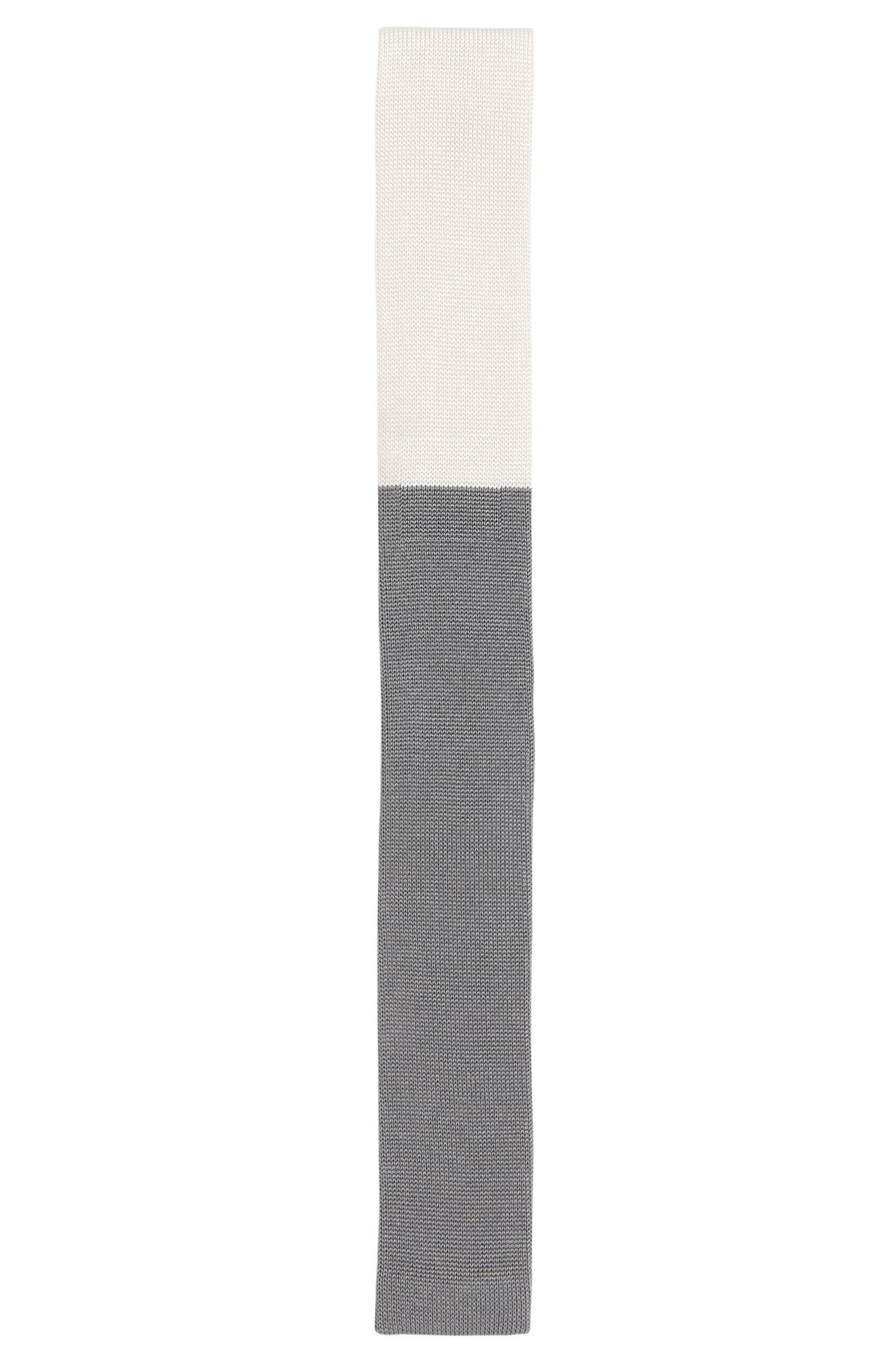 'Tie 5 cm' | Skinny, Italian Silk Knit Tie