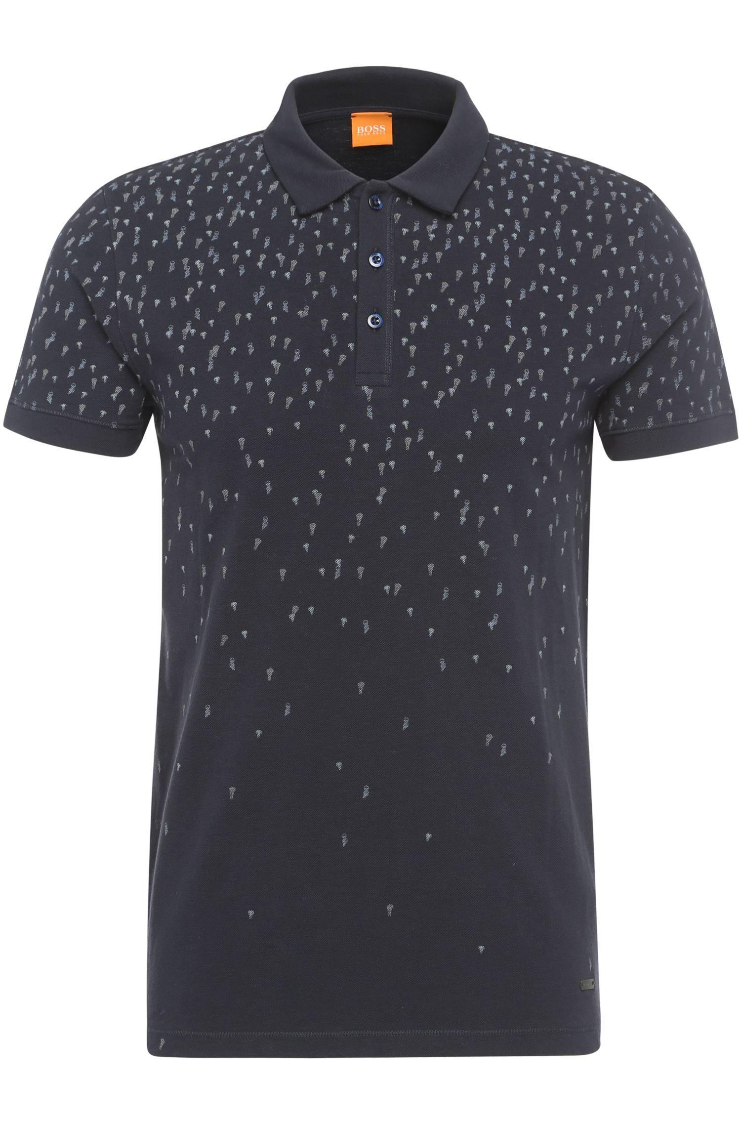 'Portt' | Slim Fit, Cotton Polo Shirt