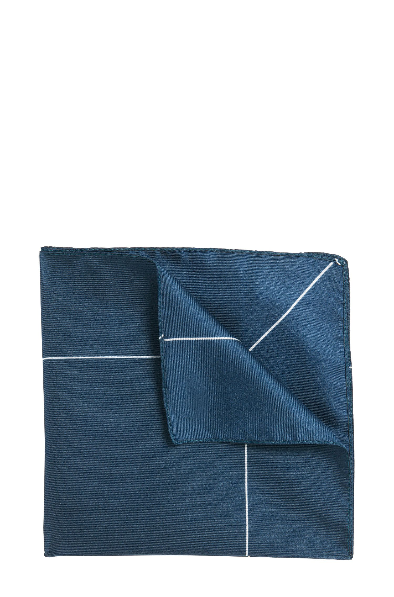 'Pocket sq. cm 33x33' | Silk Pocket Square